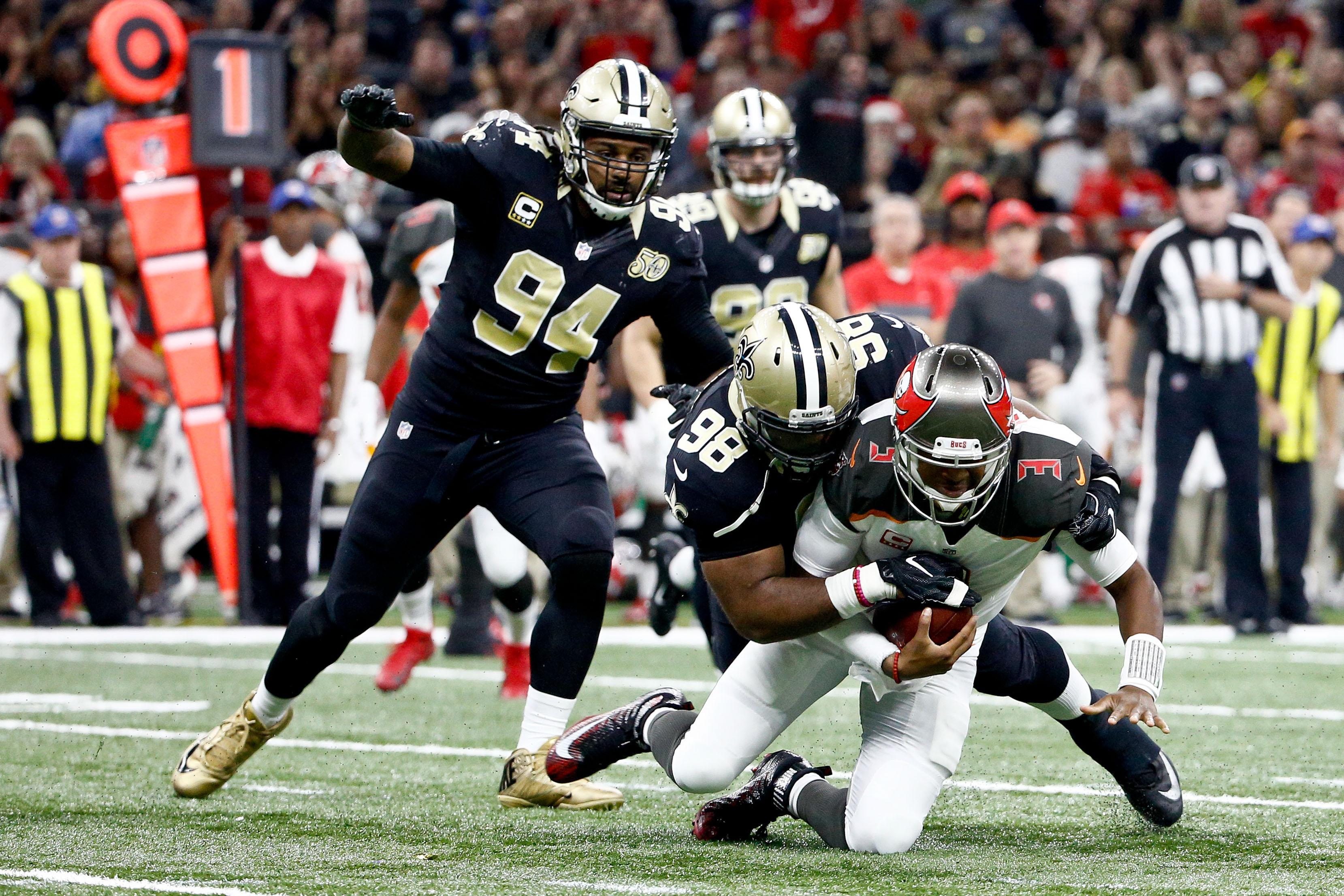 New Orleans Saints Sheldon Rankins Could Be Secret Weapon Ta Bay Buccaneers Adam Gaine