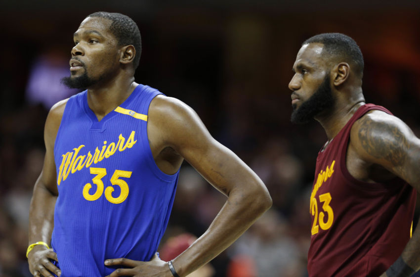 2017 NBA Finals: Enjoy Cavs vs. Warriors, it's going to be ...