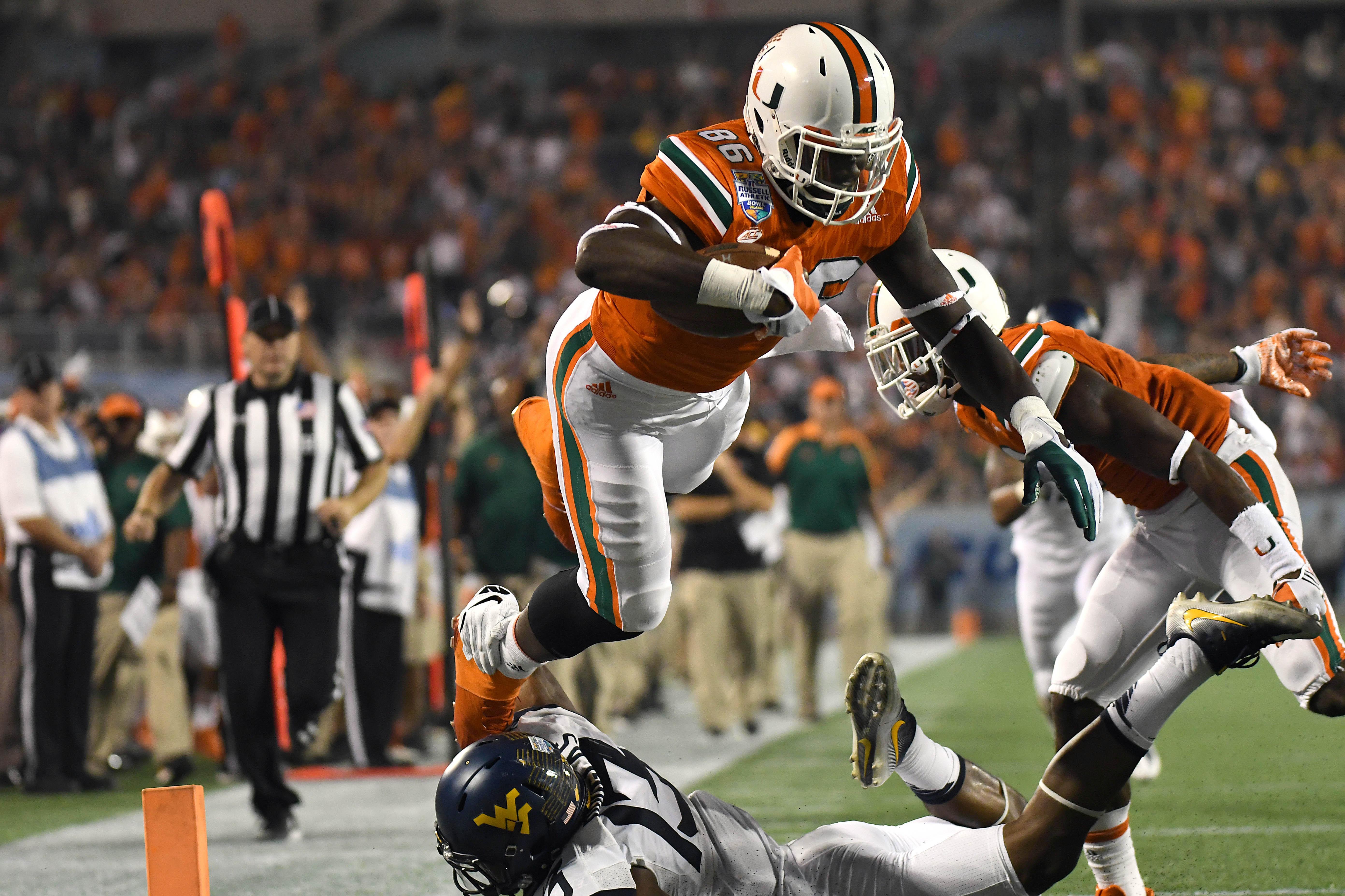 National Football League draft results: Fantasy implications of David Njoku to Cleveland Browns