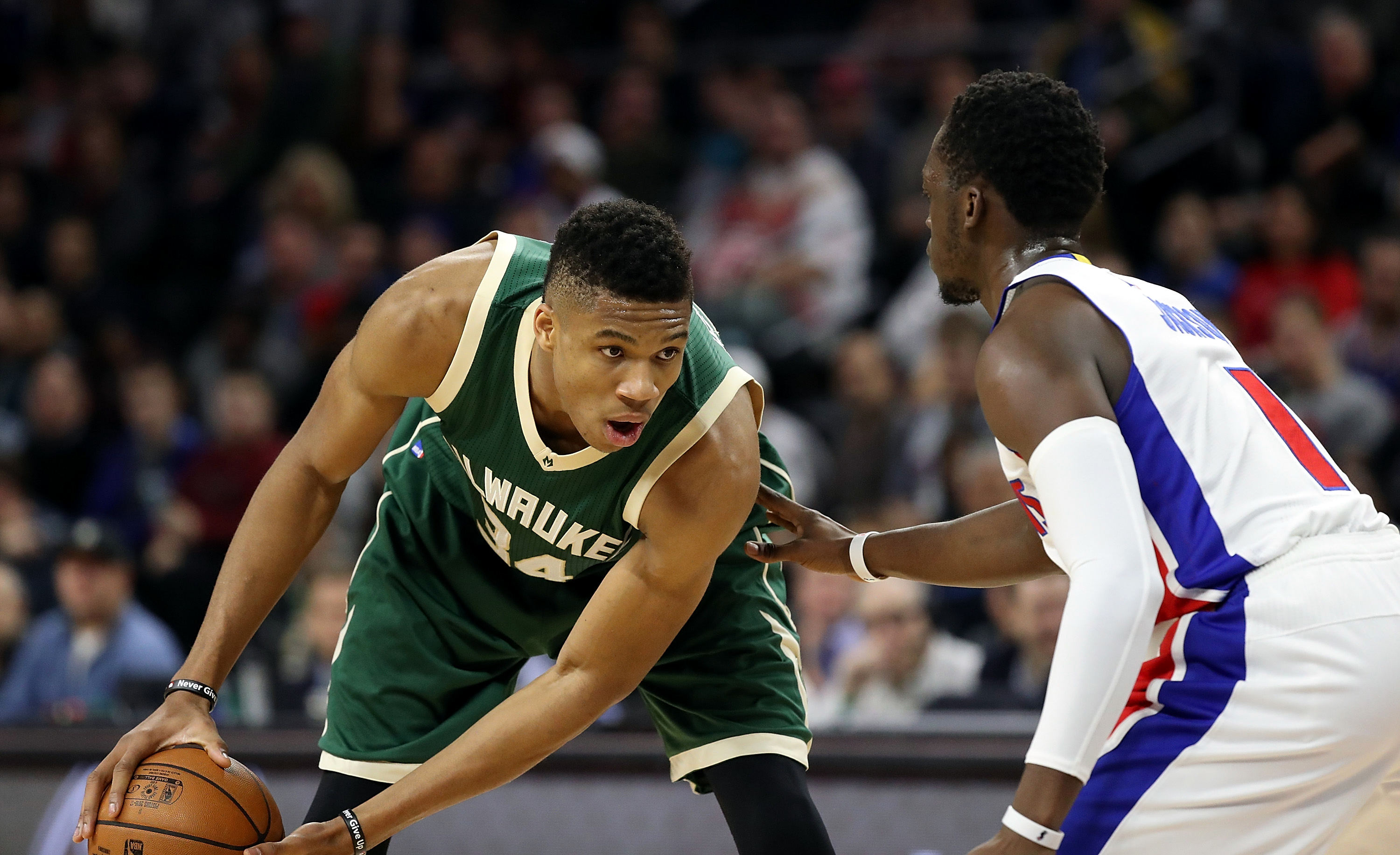 How to watch tonight's Detroit Pistons vs. Milwaukee Bucks game