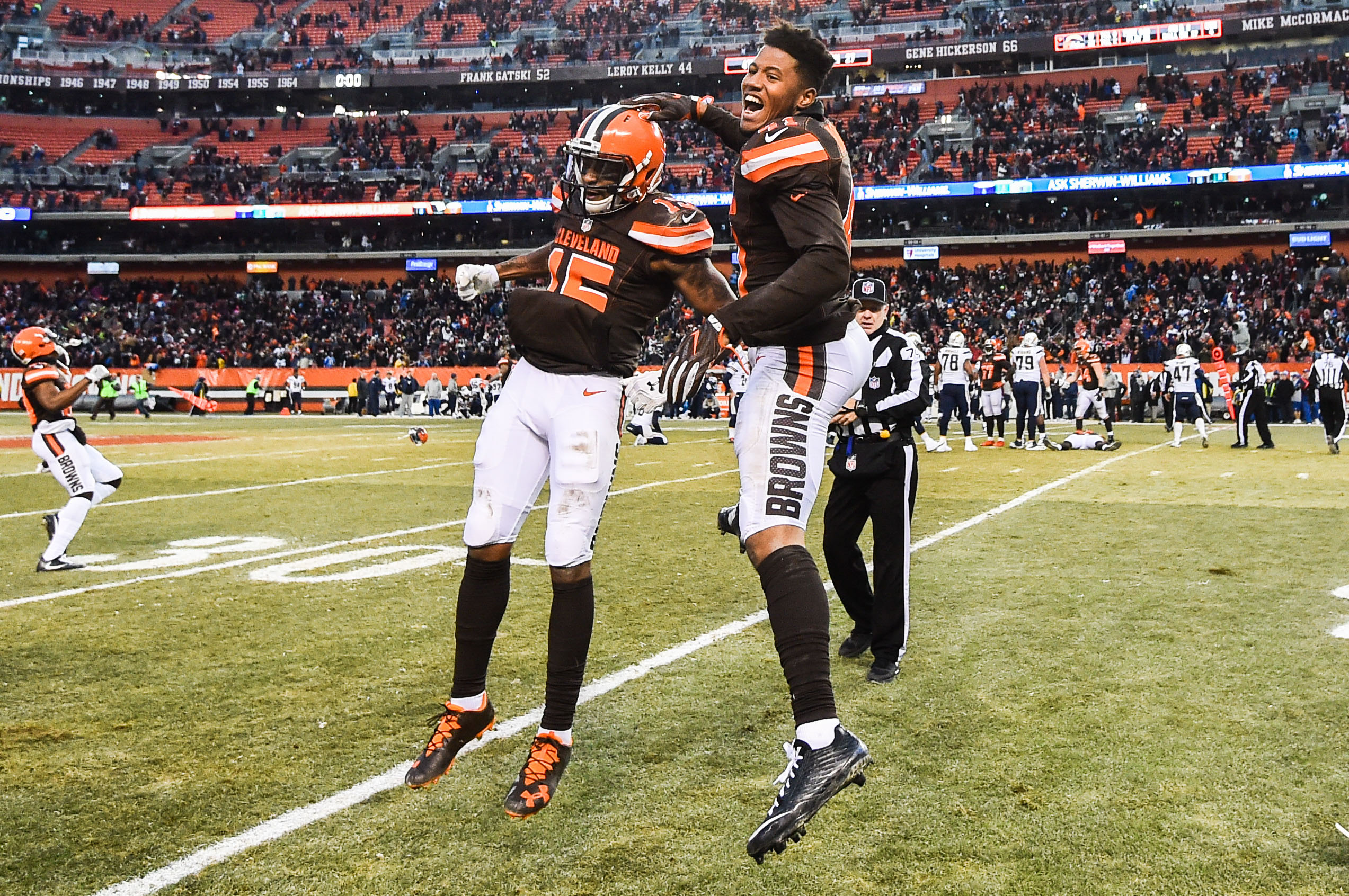 Cleveland Browns Can The Browns Defy The Vegas Odds