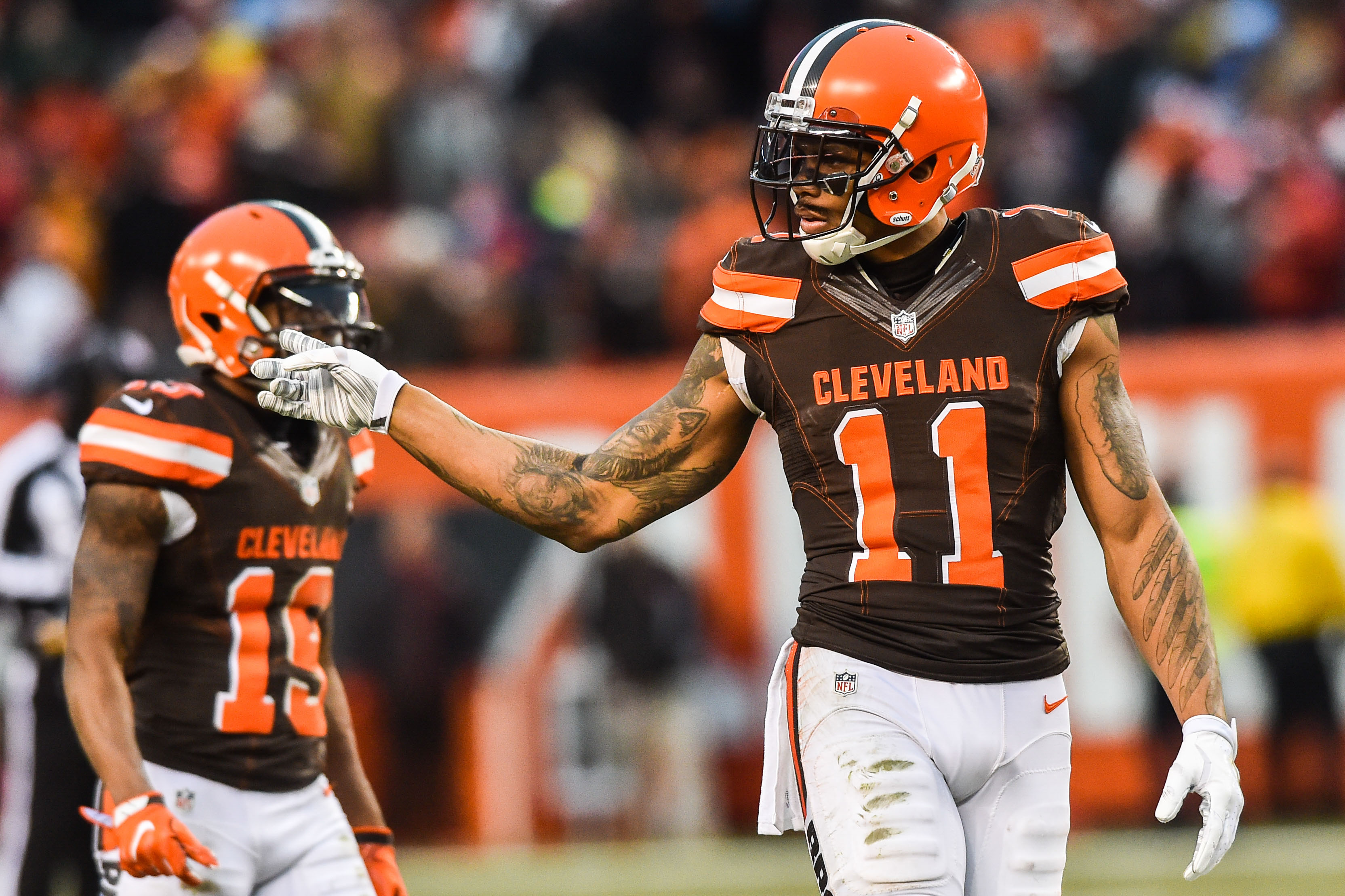 Cleveland Browns Losing Terrelle Pryor Would Set The Team