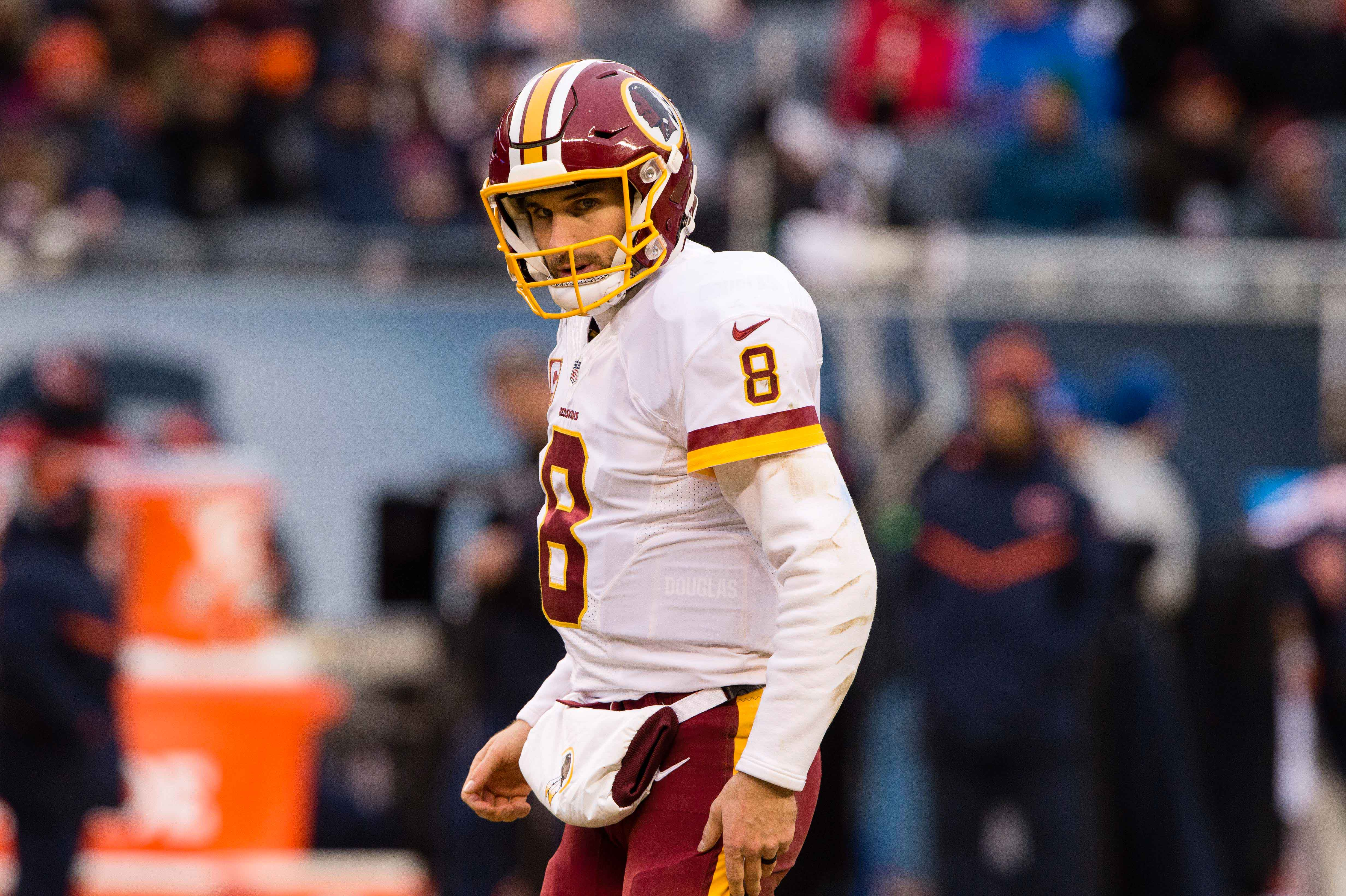 Washington ignoring Kirk Cousins' contract for now