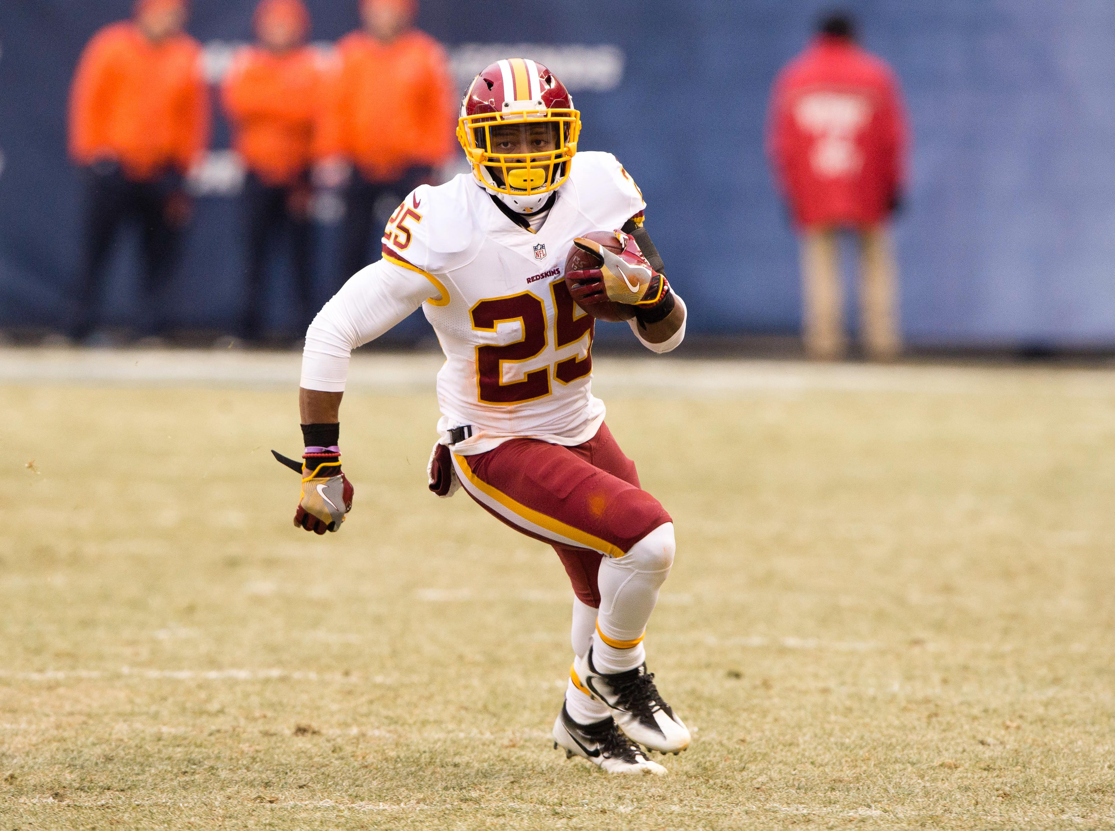 Chris Thompson Agrees to Contract to Re-Sign with Washington Redskins