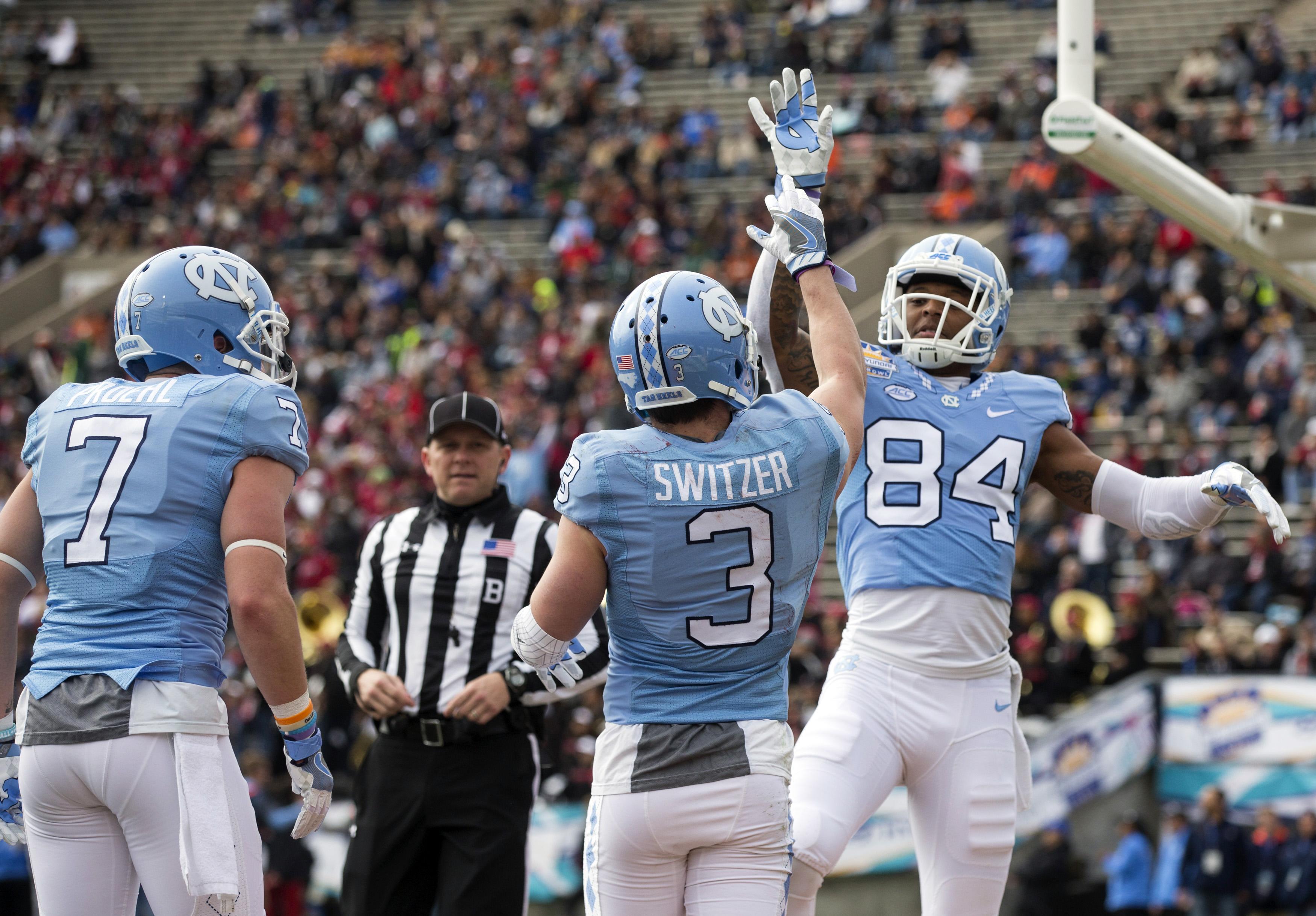North Carolina Tar Heels: Ryan Switzer and the Comparisons