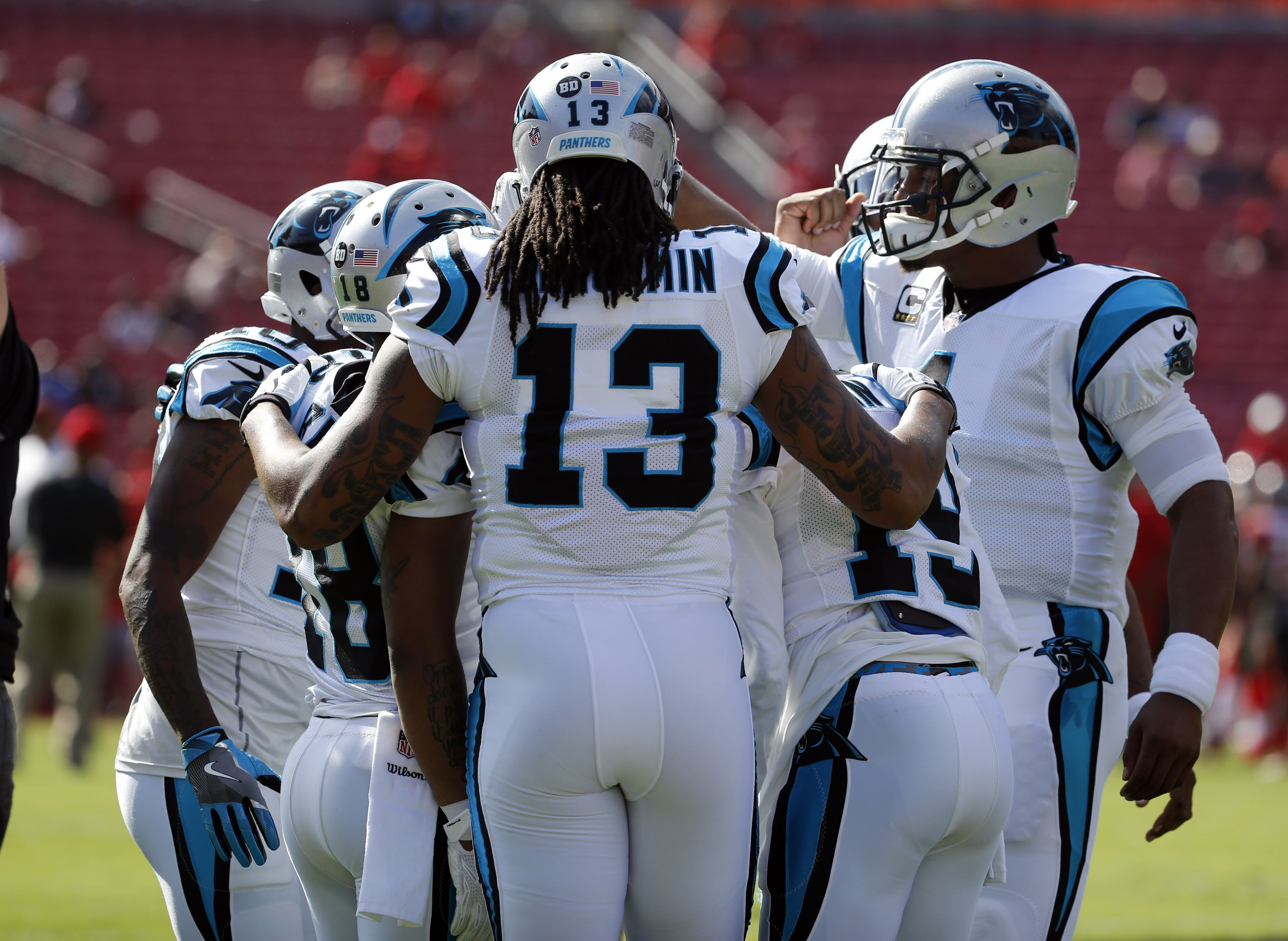 Luxury Predicting The Panthers39 Offensive Depth Chart After Free