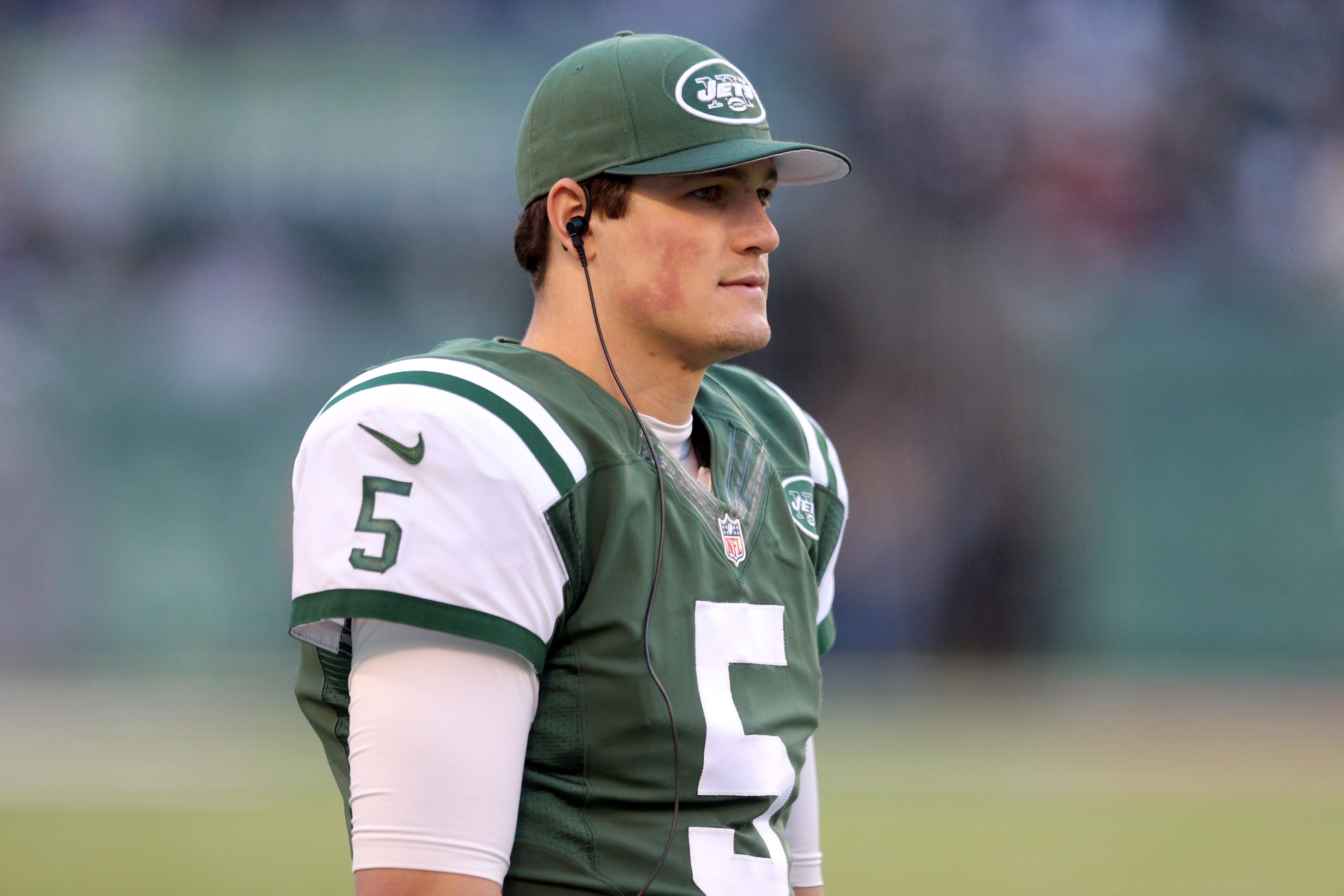 Hackenberg has 'different level of confidence' in '17