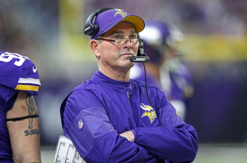 Mike Zimmer Minnesota Vikings