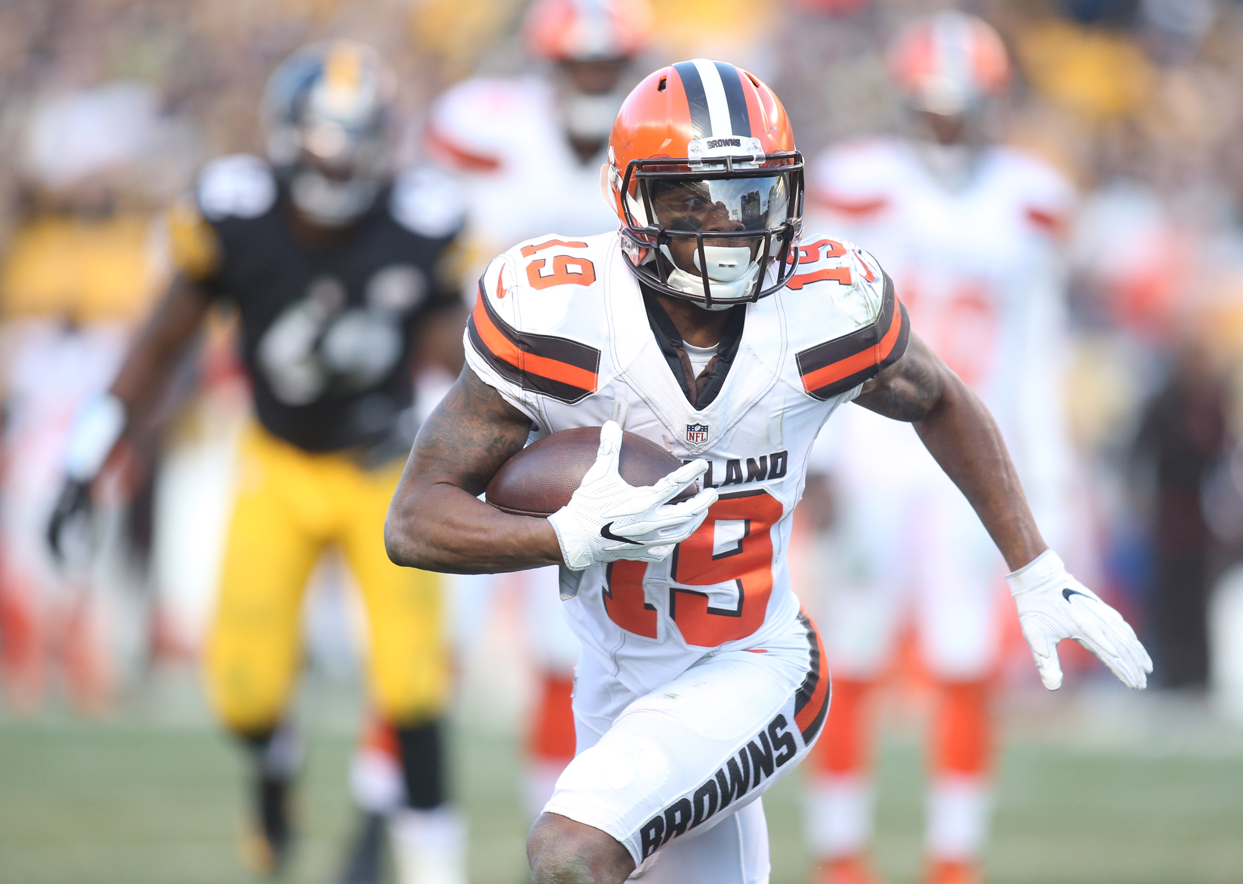 Cleveland Browns: Trying to predict the 2017 record