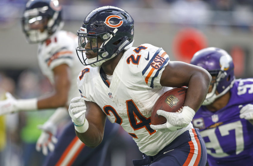NFL: Chicago Bears at Minnesota Vikings