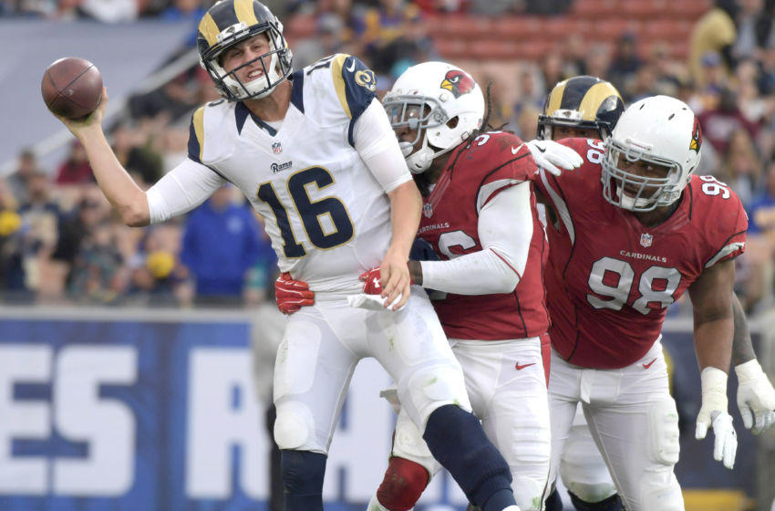 NFL: Arizona Cardinals at Los Angeles Rams