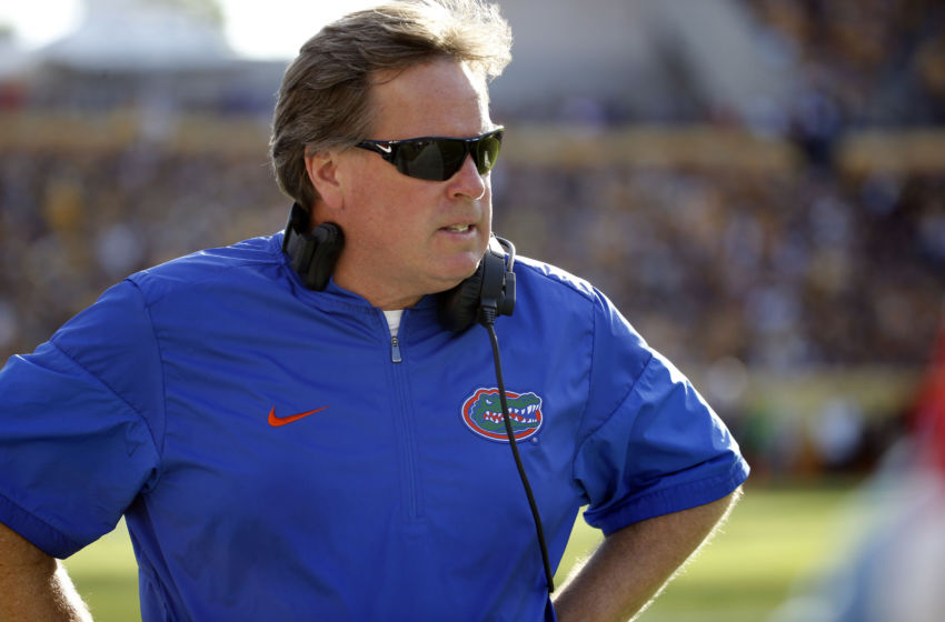 Pic Of Man Appearing To Be UF Football Coach Jim McElwain