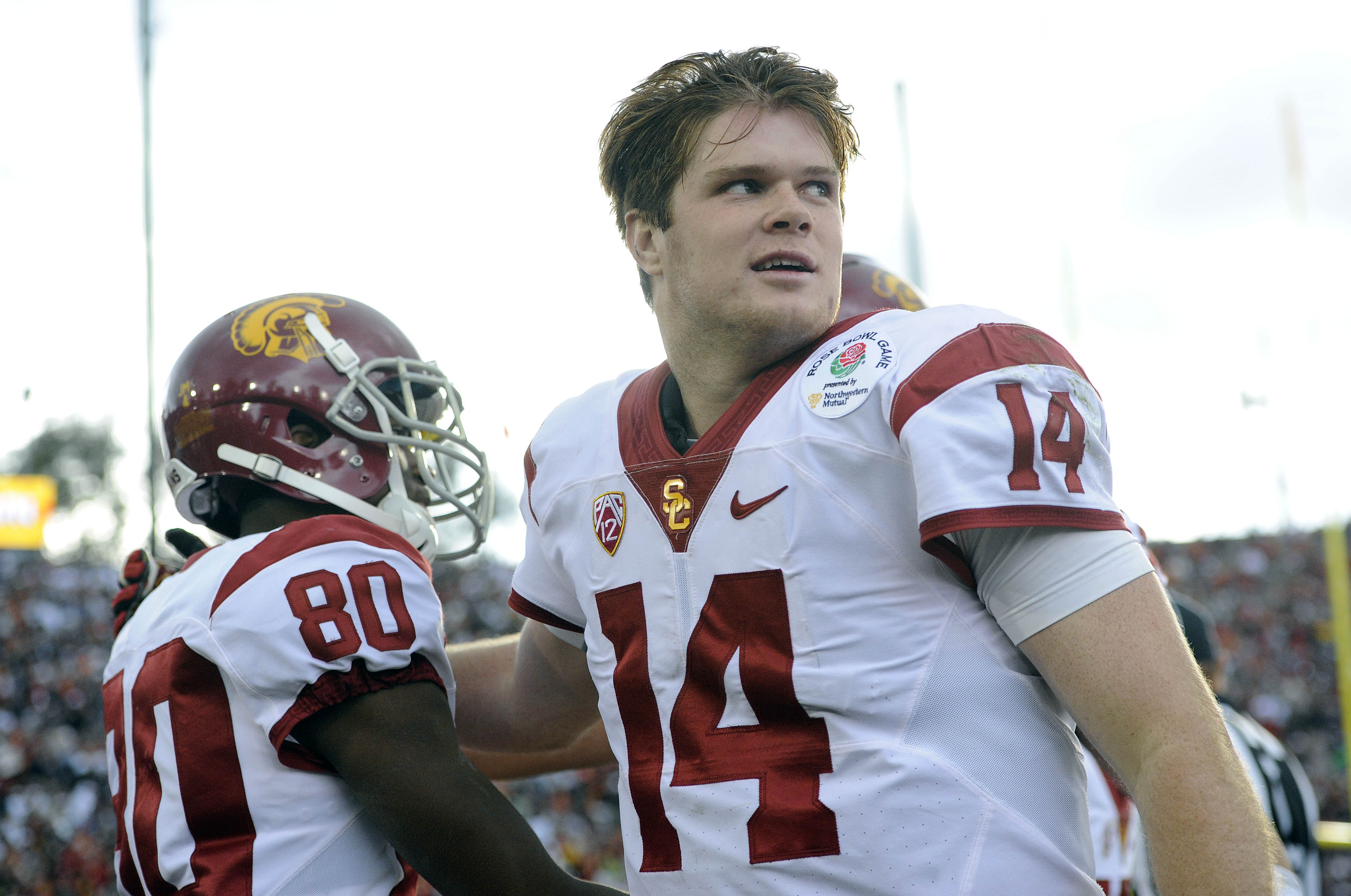 Are Sam Darnold's Heisman Hopes Hurt By Being the Favorite?