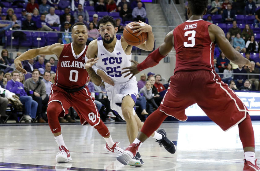 Oklahoma Basketball: Sooners Host TCU in Home Finale