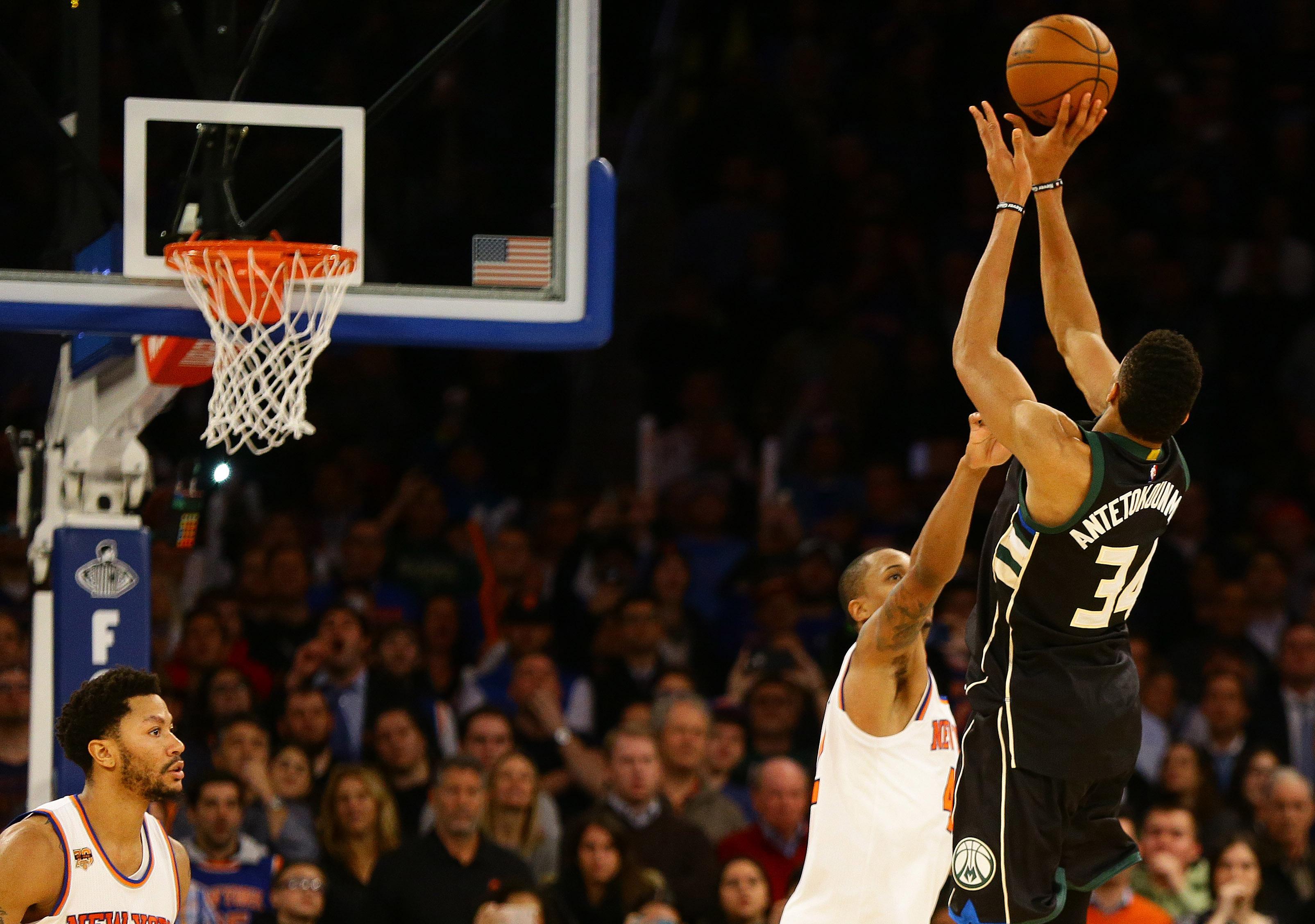 Milwaukee Bucks Daily Giannis Antetokounmpo S Basketball