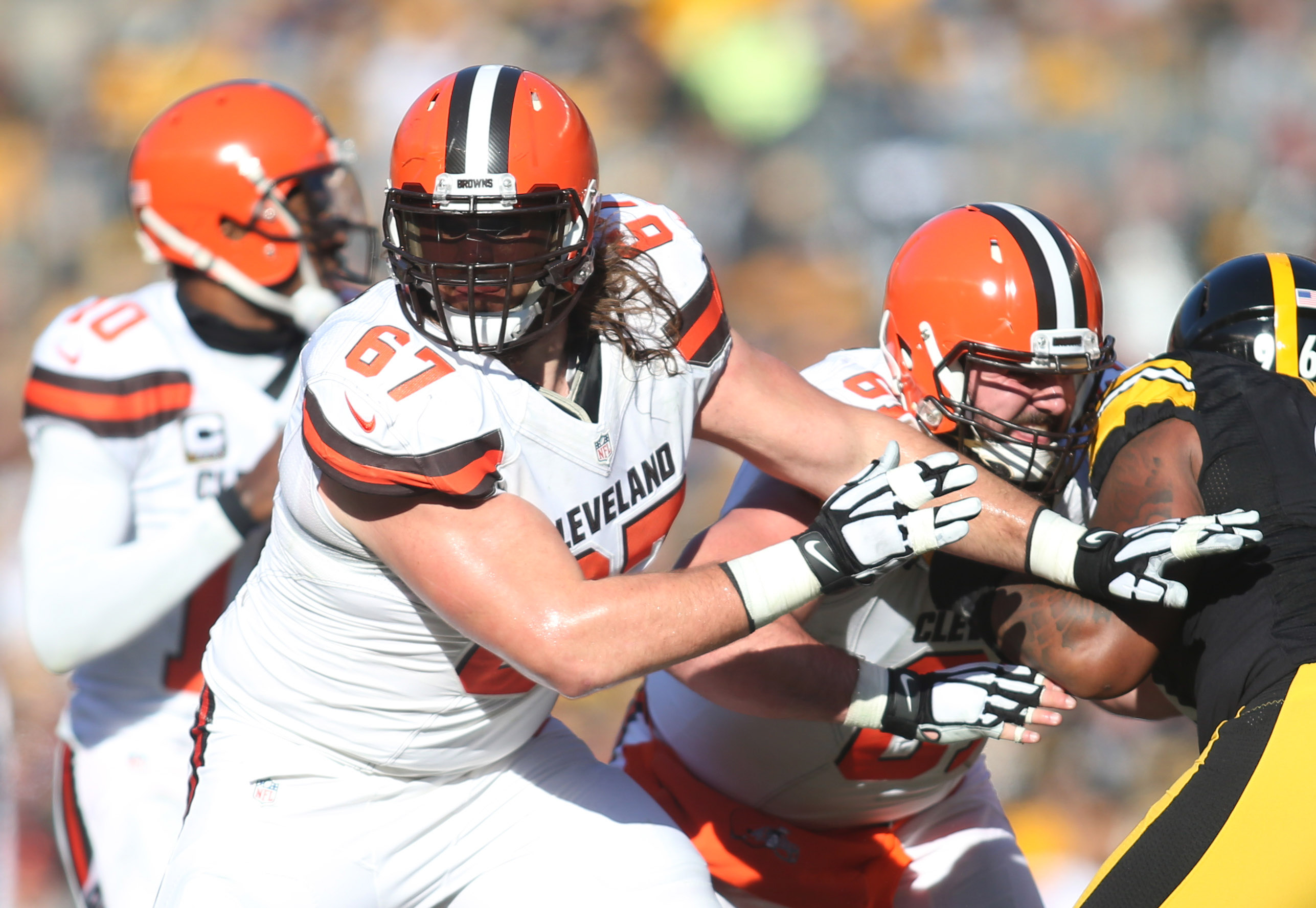 Cleveland Browns 2016 offensive line review and 2017 needs