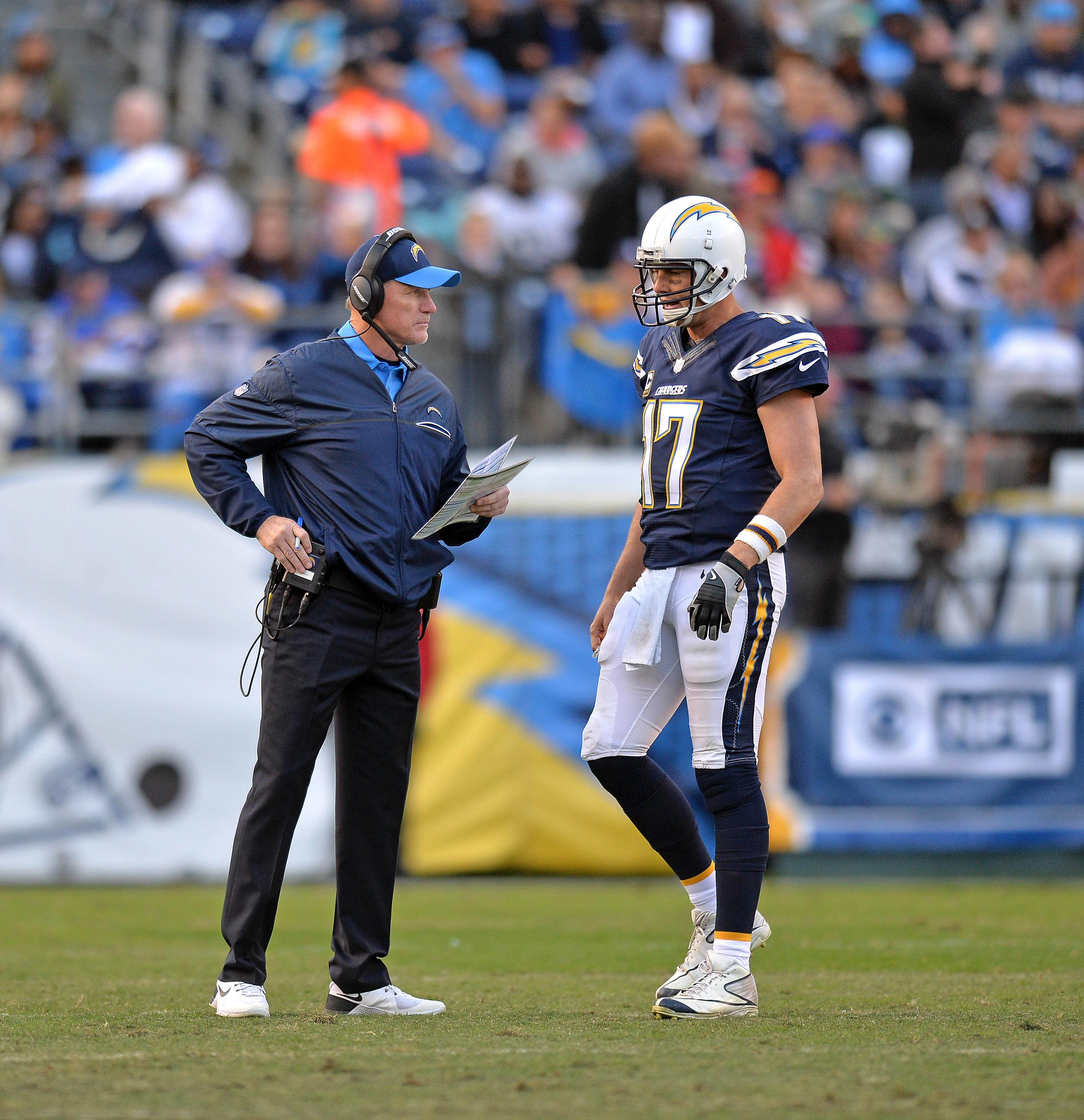 San Diego Chargers Coaching Staff