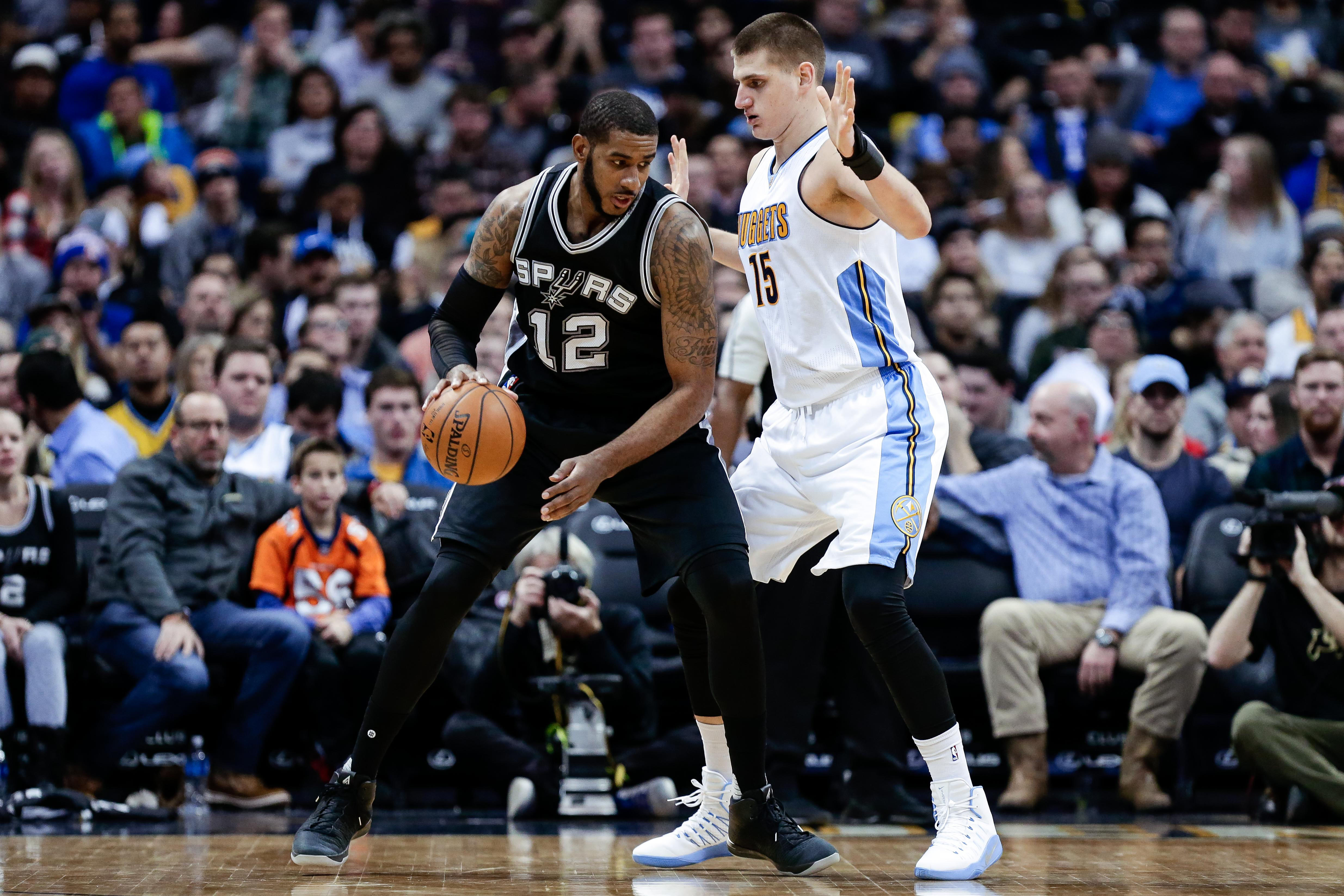 NBA Predictions: Will Nuggets vs. Spurs be high-scoring on Thursday? 1/19/17