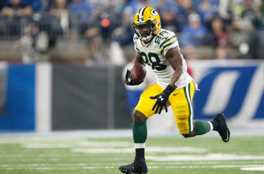 Ty Montgomery Green Bay Packers
