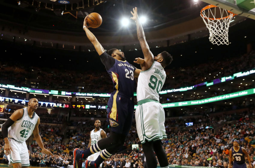 NBA: New Orleans Pelicans at Boston Celtics