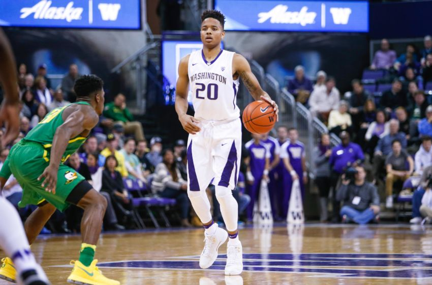 UW's Markelle Fultz is top pick in the 2017 NBA Draft