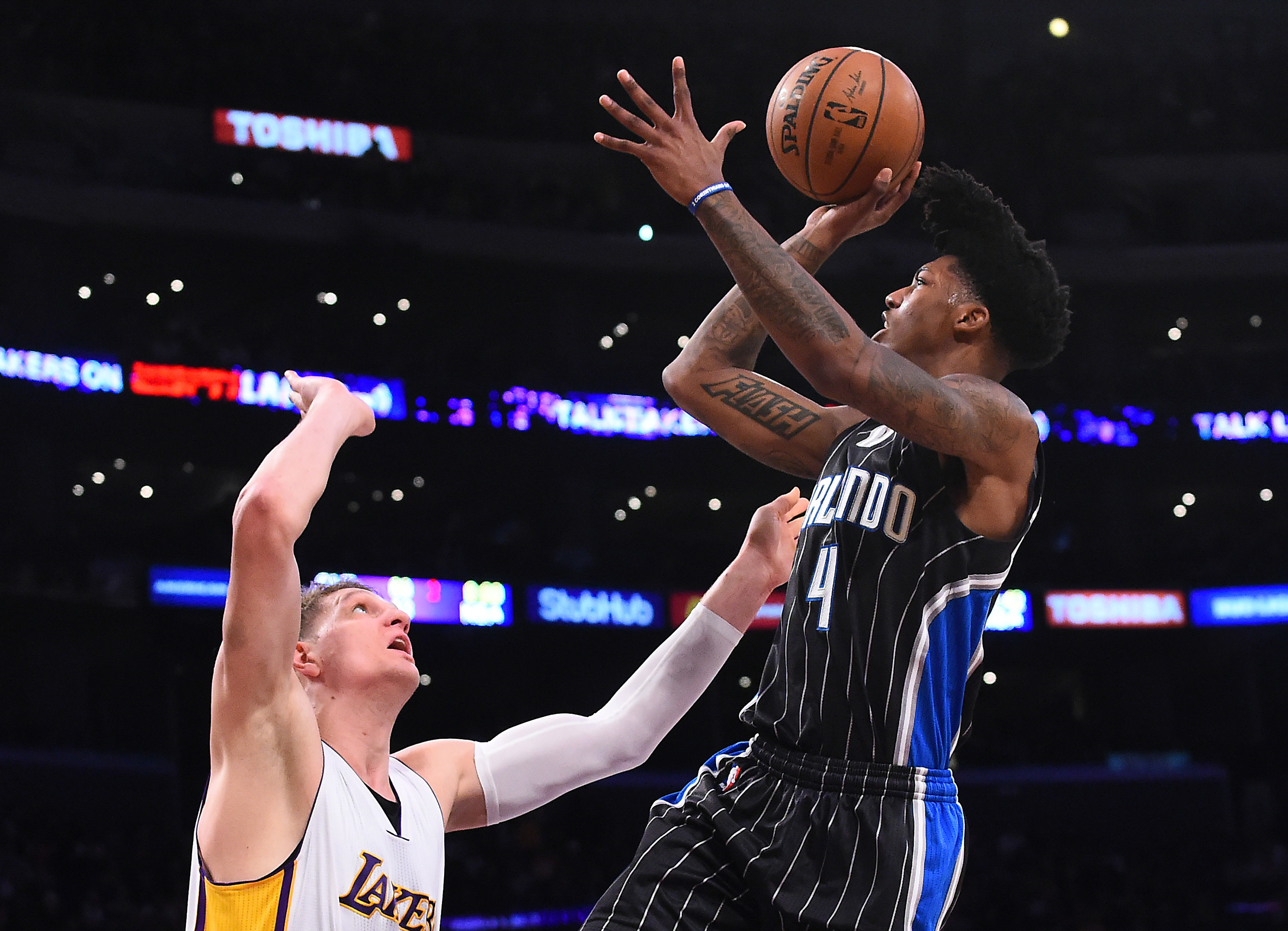 Elfrid Payton, Orlando Magic