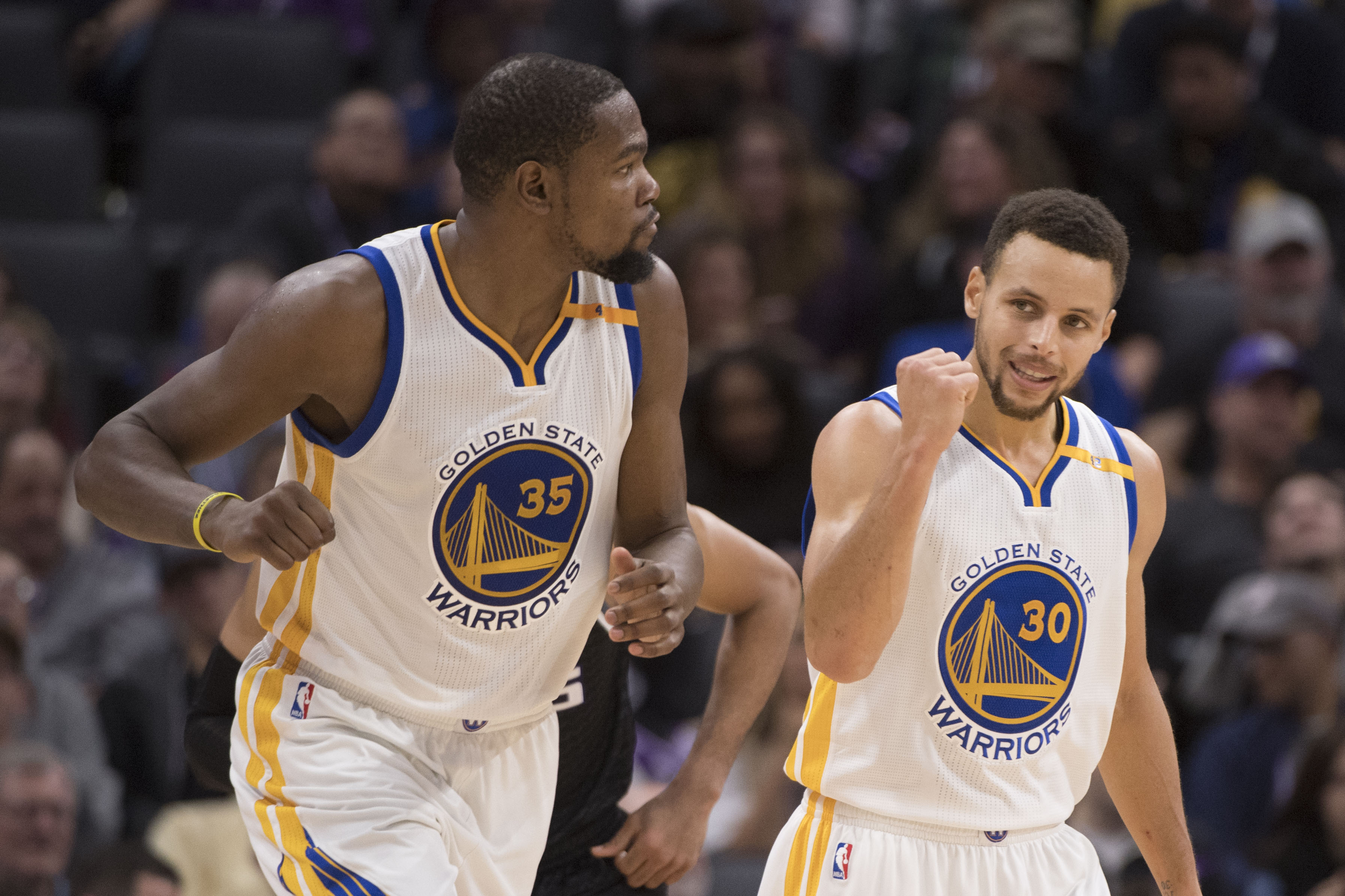 NBA: Golden State Warriors at Sacramento Kings