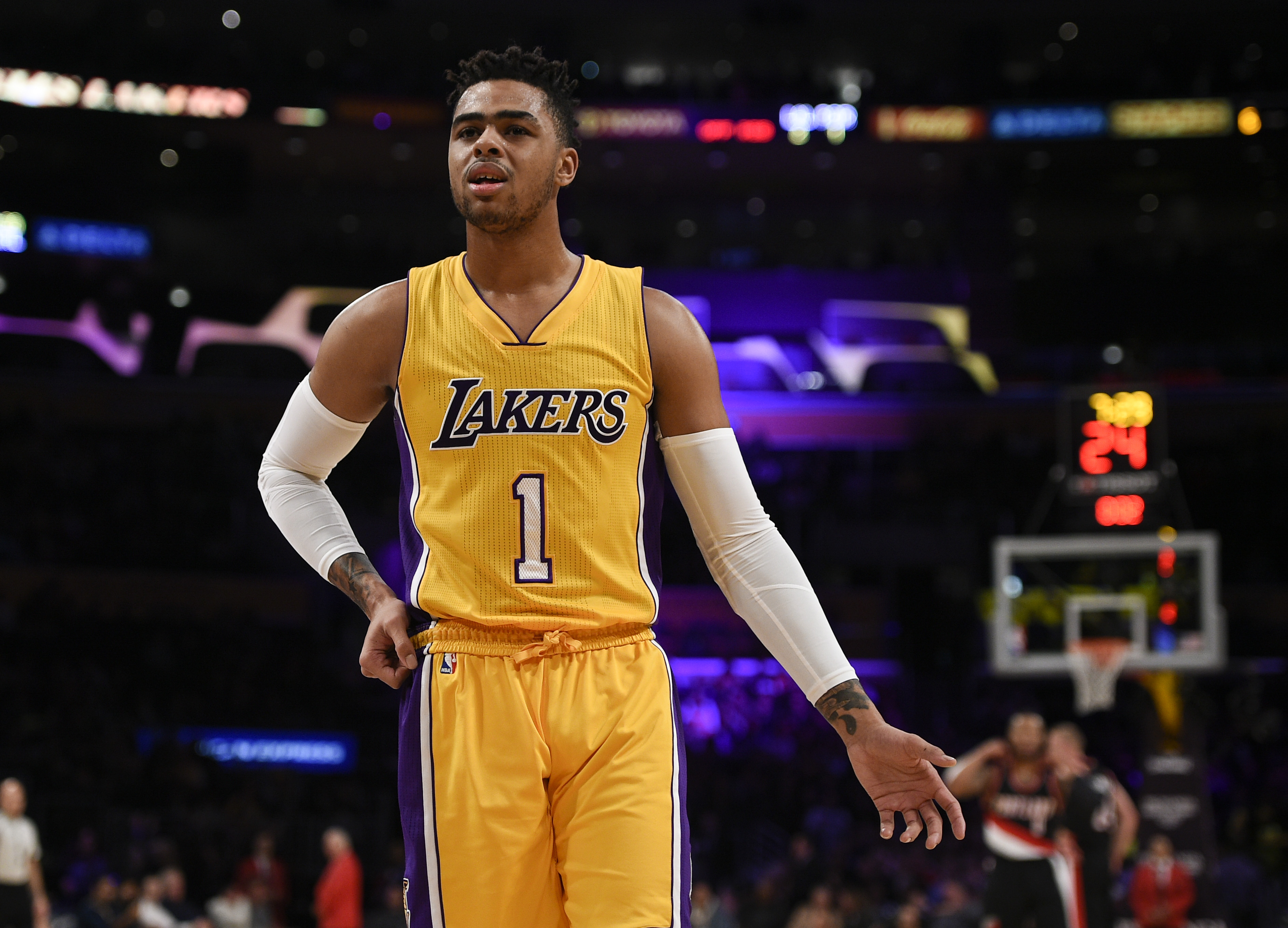 Lakers trade options 2017