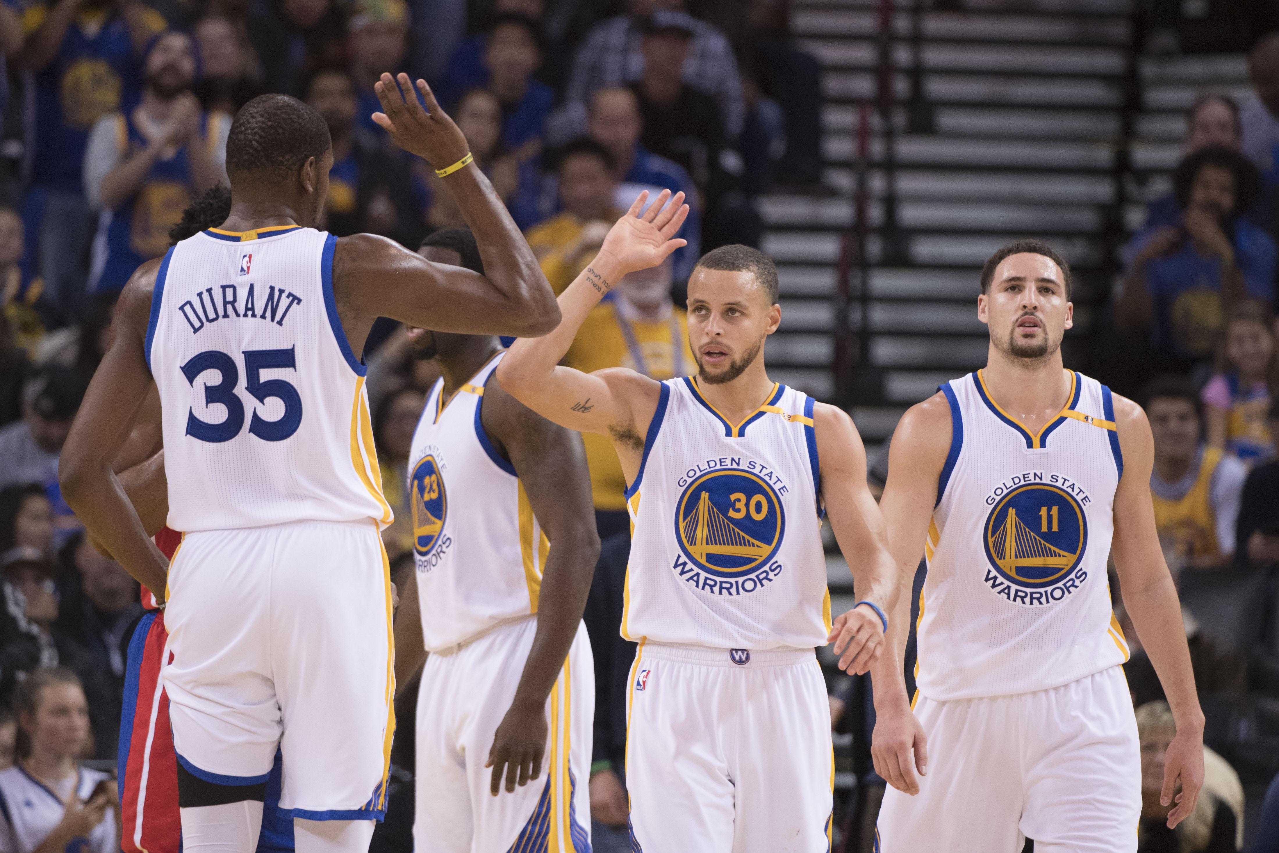 NBA Power Rankings 2016-17: Warriors Reign Again In Week 14