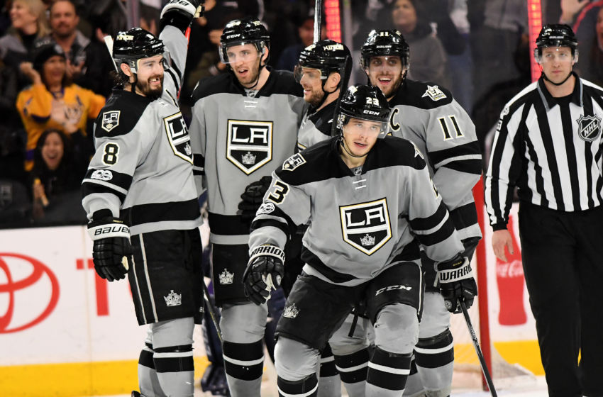 NHL: Winnipeg Jets at Los Angeles Kings