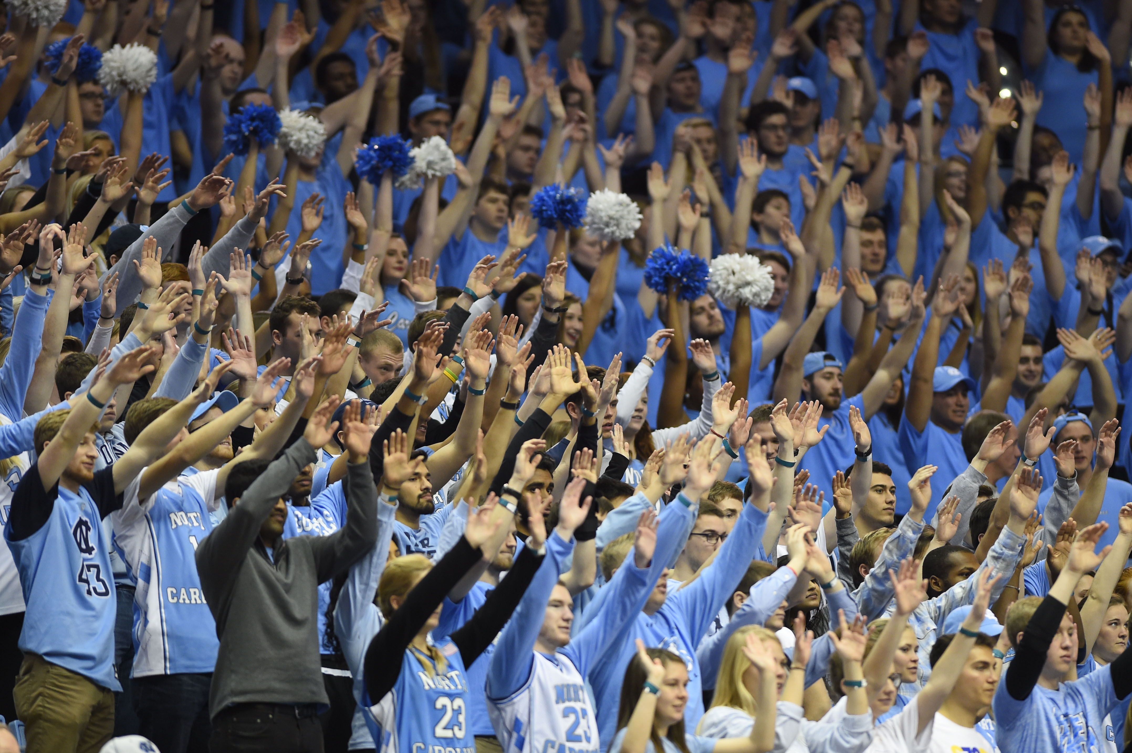 Ncaa Tournament Unc Victory Sparks Party On Franklin Street
