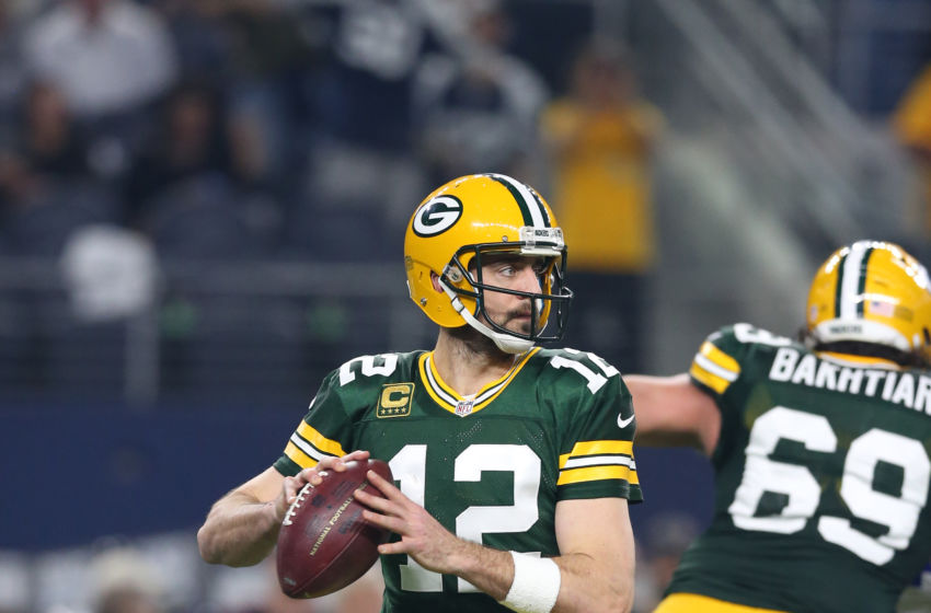 NFL: NFC Divisional-Green Bay Packers at Dallas Cowboys