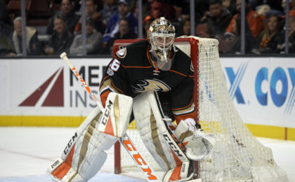 NHL: Tampa Bay Lightning at Anaheim Ducks