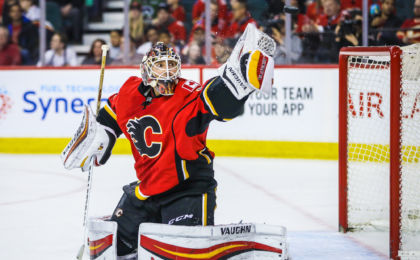 NHL: San Jose Sharks at Calgary Flames