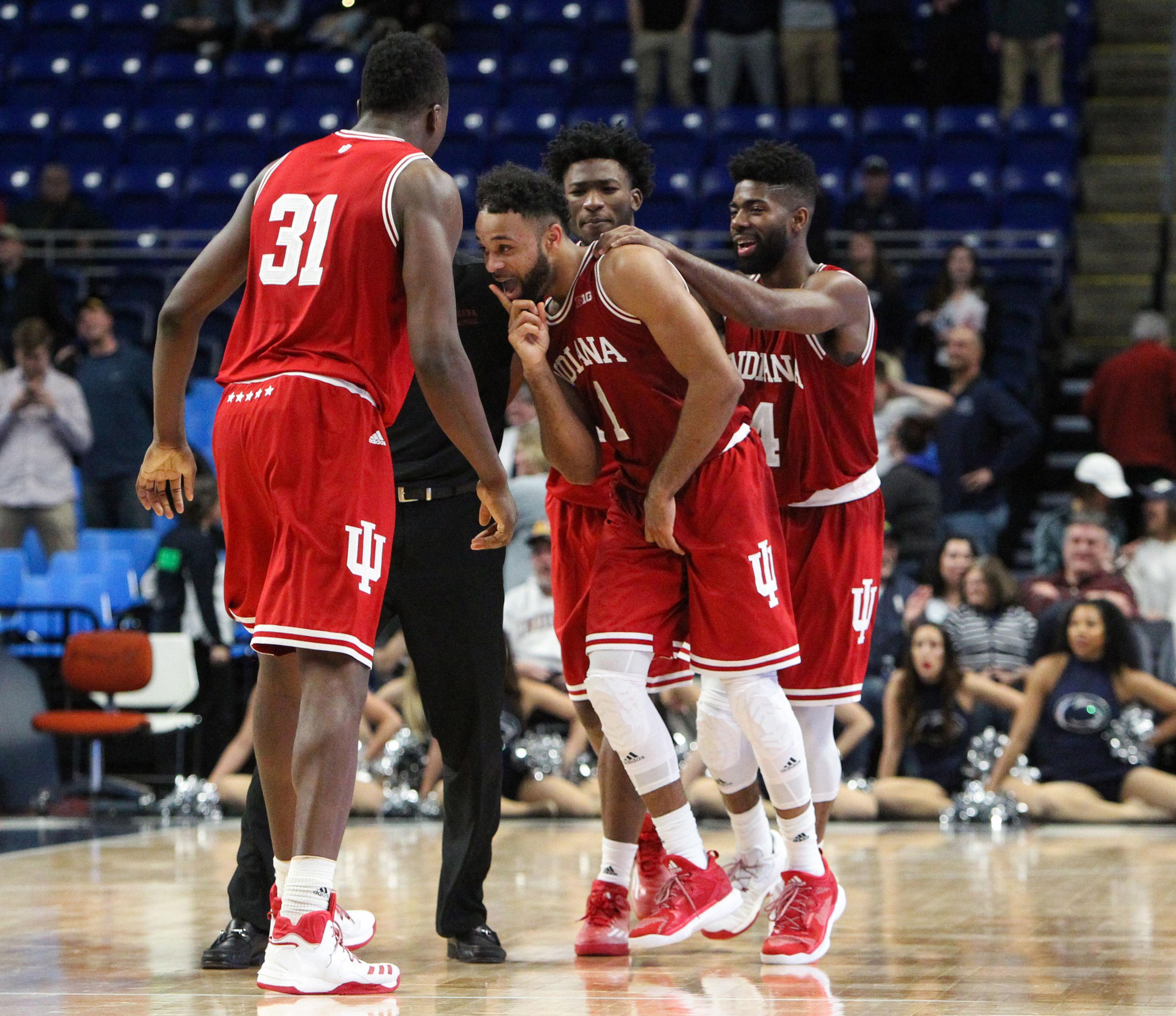 Indiana Basketball: James Blackmon Jr. named 2017 Jerry ...