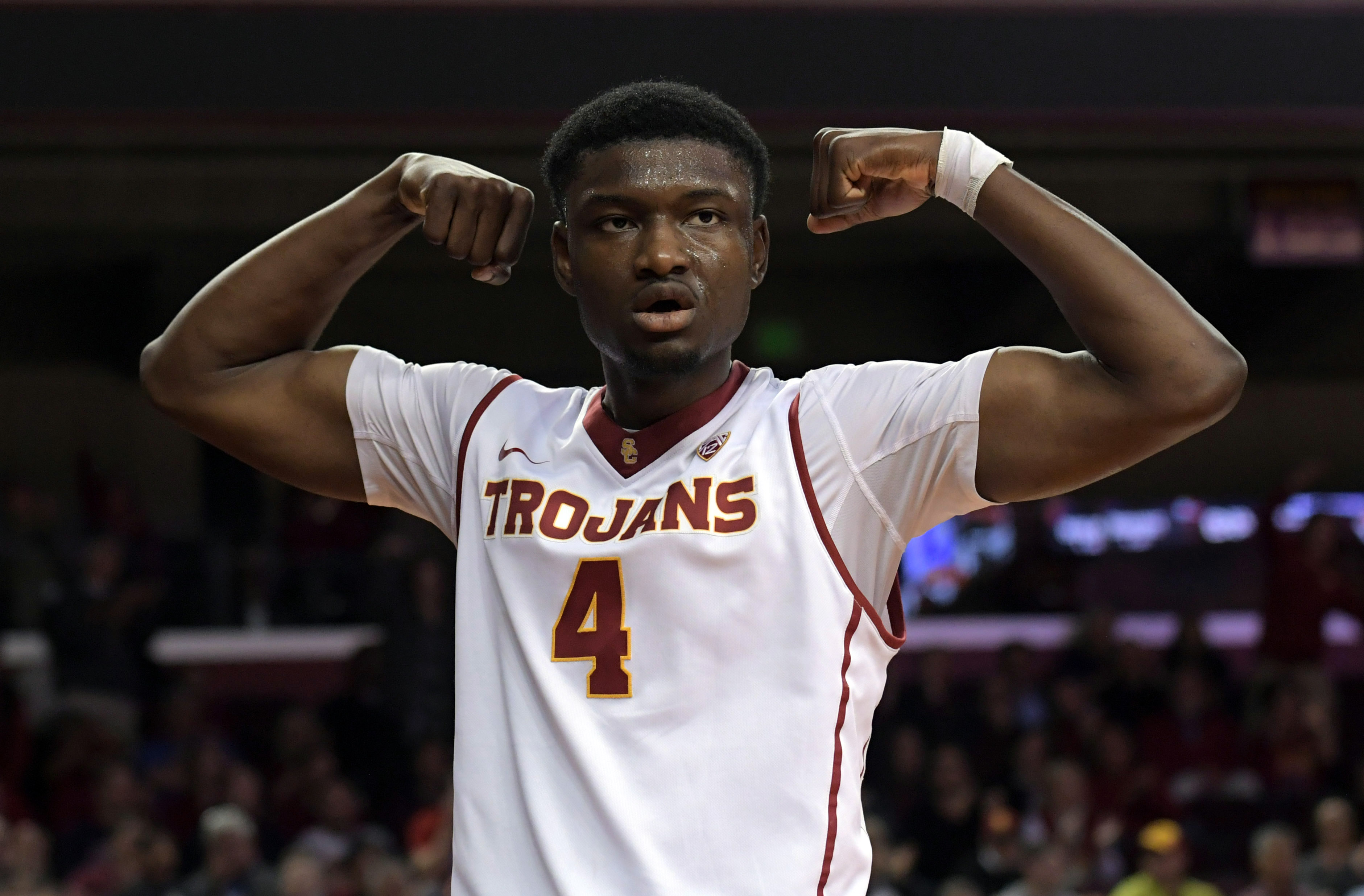 USC Basketball vs. UCLA: Trojans Win Fourth-Straight Over ...