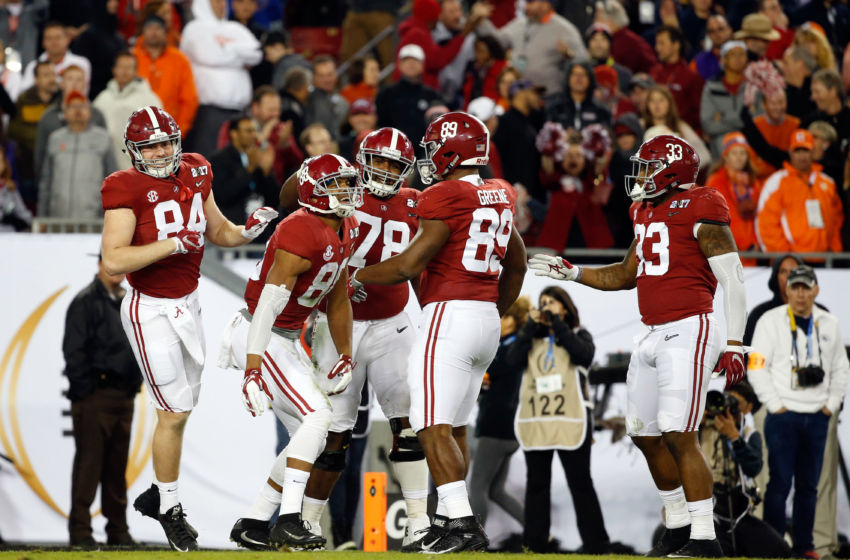ncaa national championship football game fox college football schedule