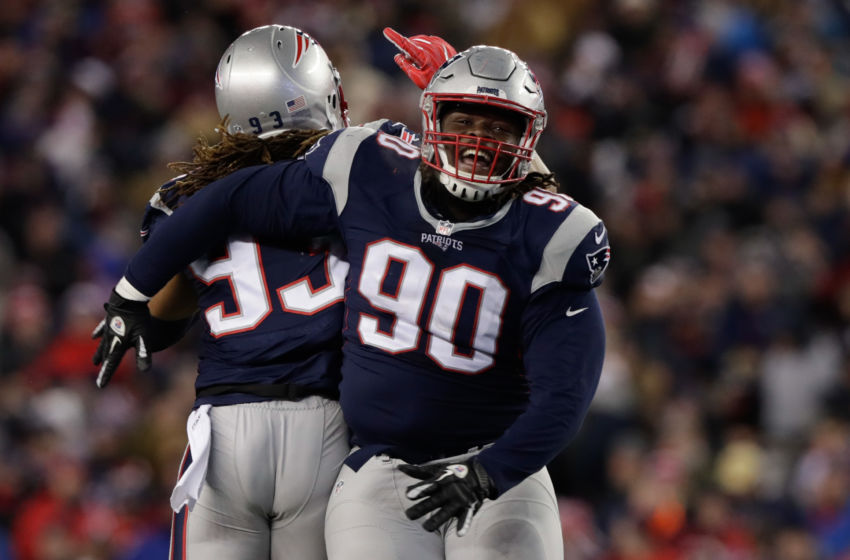 Malcom Brown New England Patriots