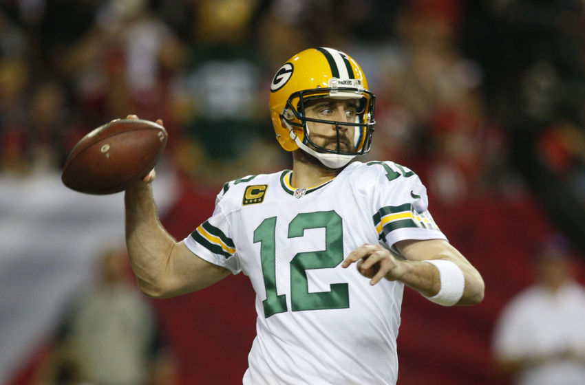 NFL: NFC Championship-Green Bay Packers at Atlanta Falcons