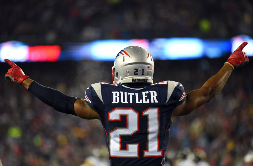 Malcolm Butler New England Patriots