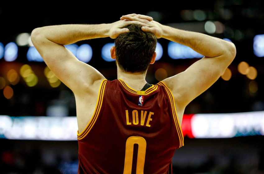 Kevin Love Cleveland Cavaliers