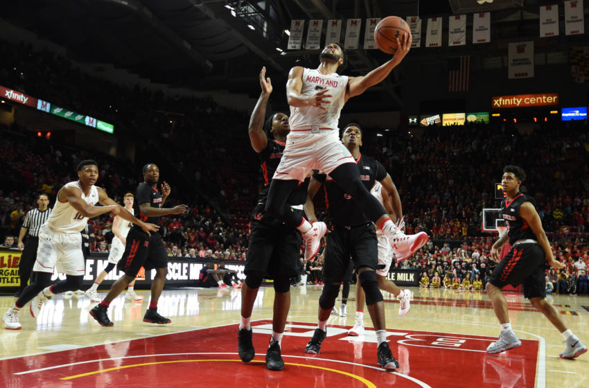 Rutgers Scarlet Knights Basketball Maryland Basketball: N...