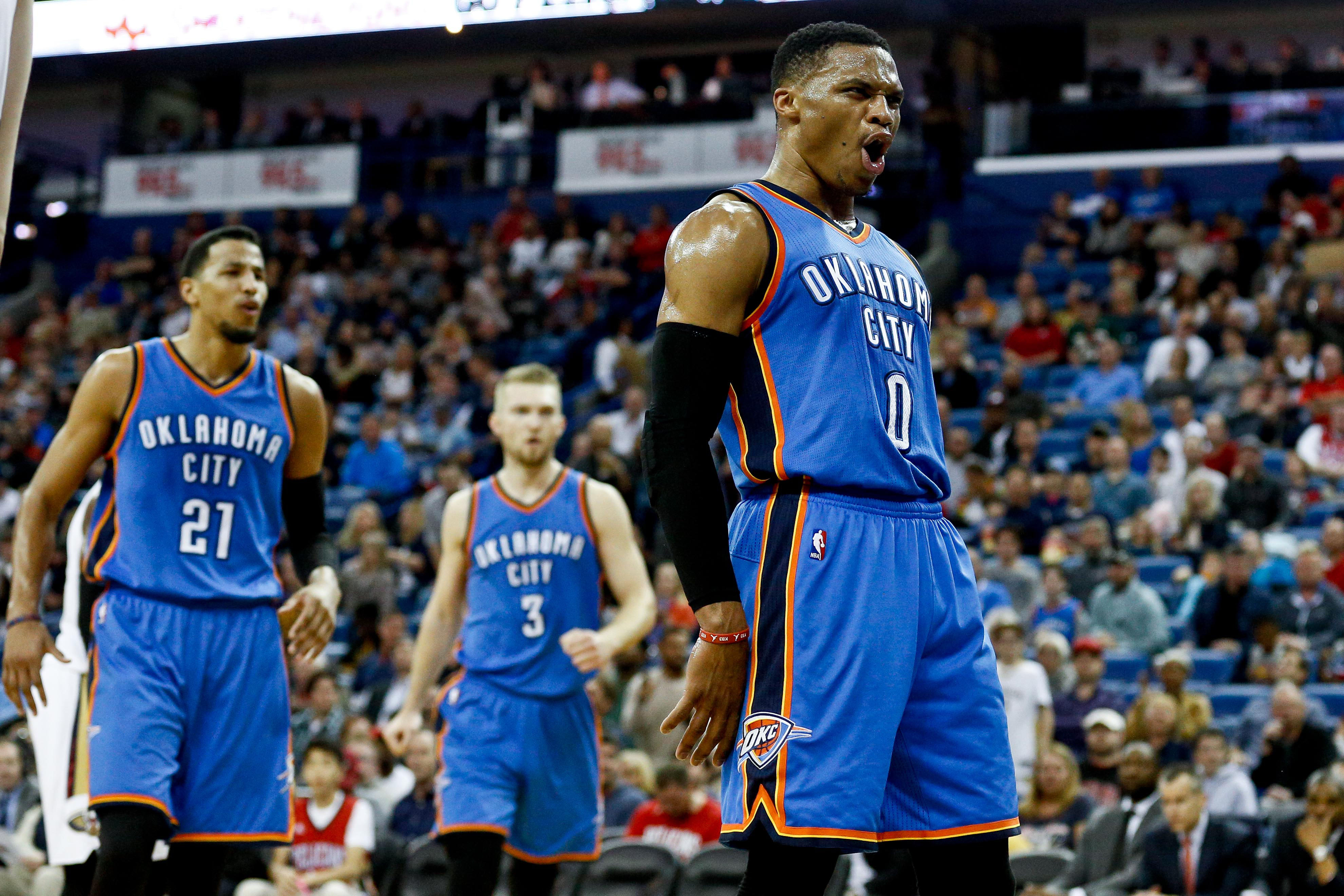 Thunderous Thoughts: OKC Thunder players would you pick to ...
