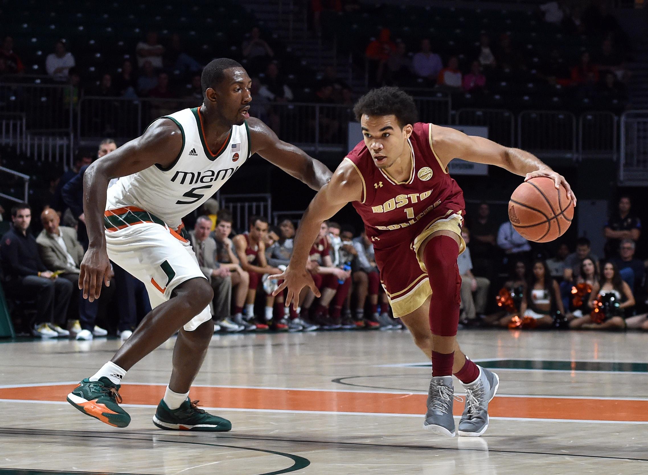 Boston College Basketball: Bowman, Robinson are program ...