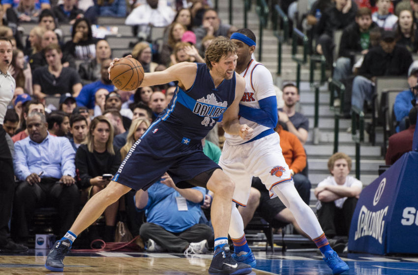 Image result for usa today dirk carmelo jan. 25
