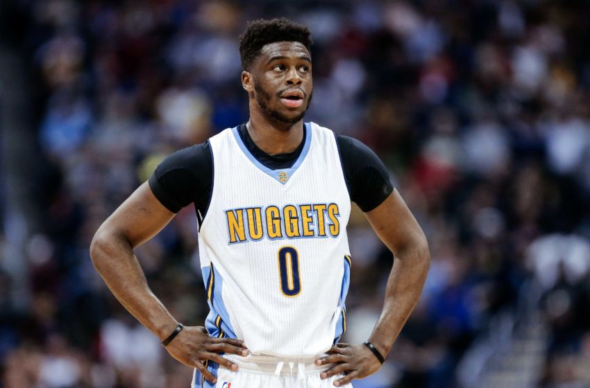 Emmanuel Mudiay Denver Nuggets