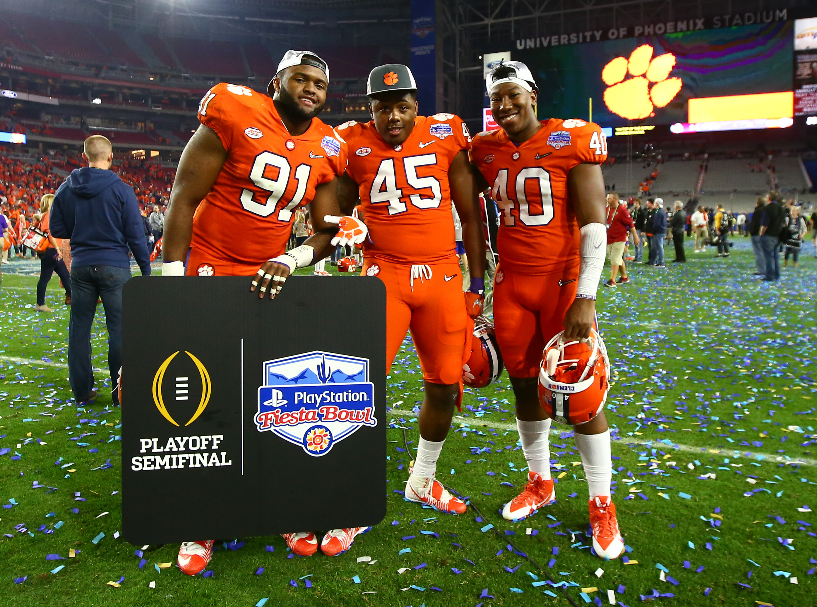 Clemson Vs Wisconsin >> Clemson Football: 5 reasons why the Tigers won't repeat in 2017 | FOX Sports