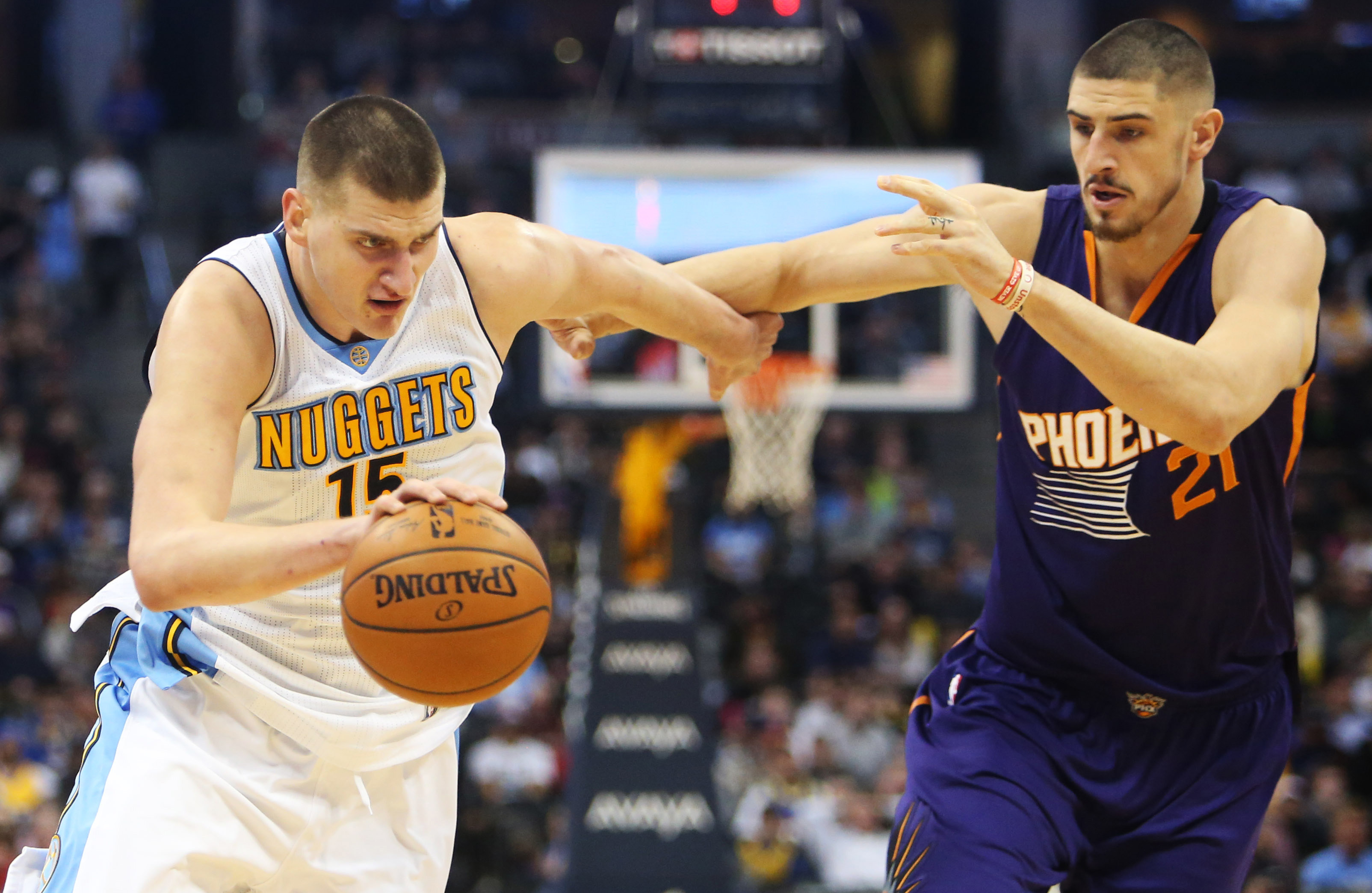 Suns Slip in Denver, Are Scrambled by Jokic | Suns 101 | Sports Media ...