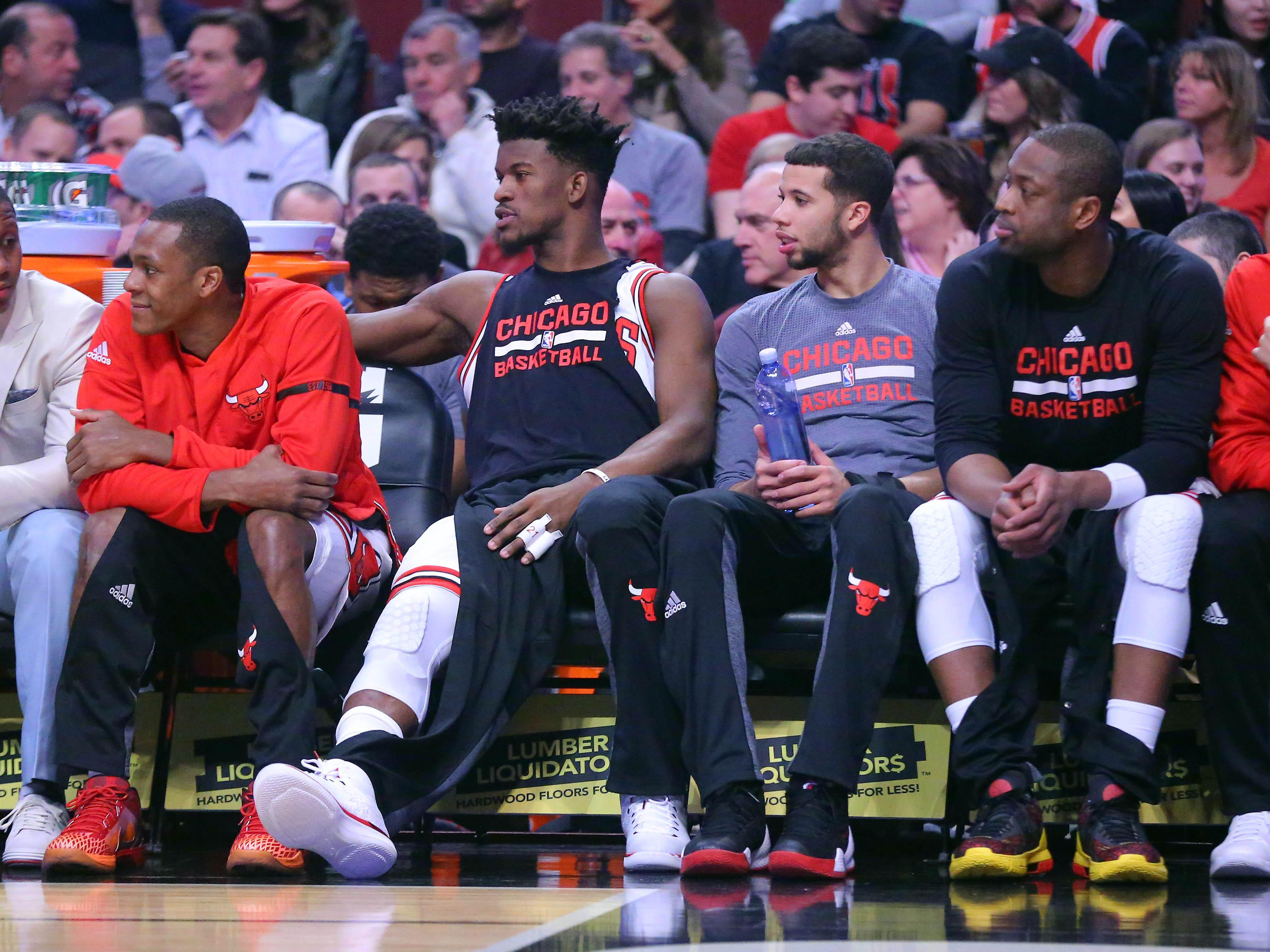 Chicago Bulls: 5 biggest questions from 2016-17 season | FOX Sports