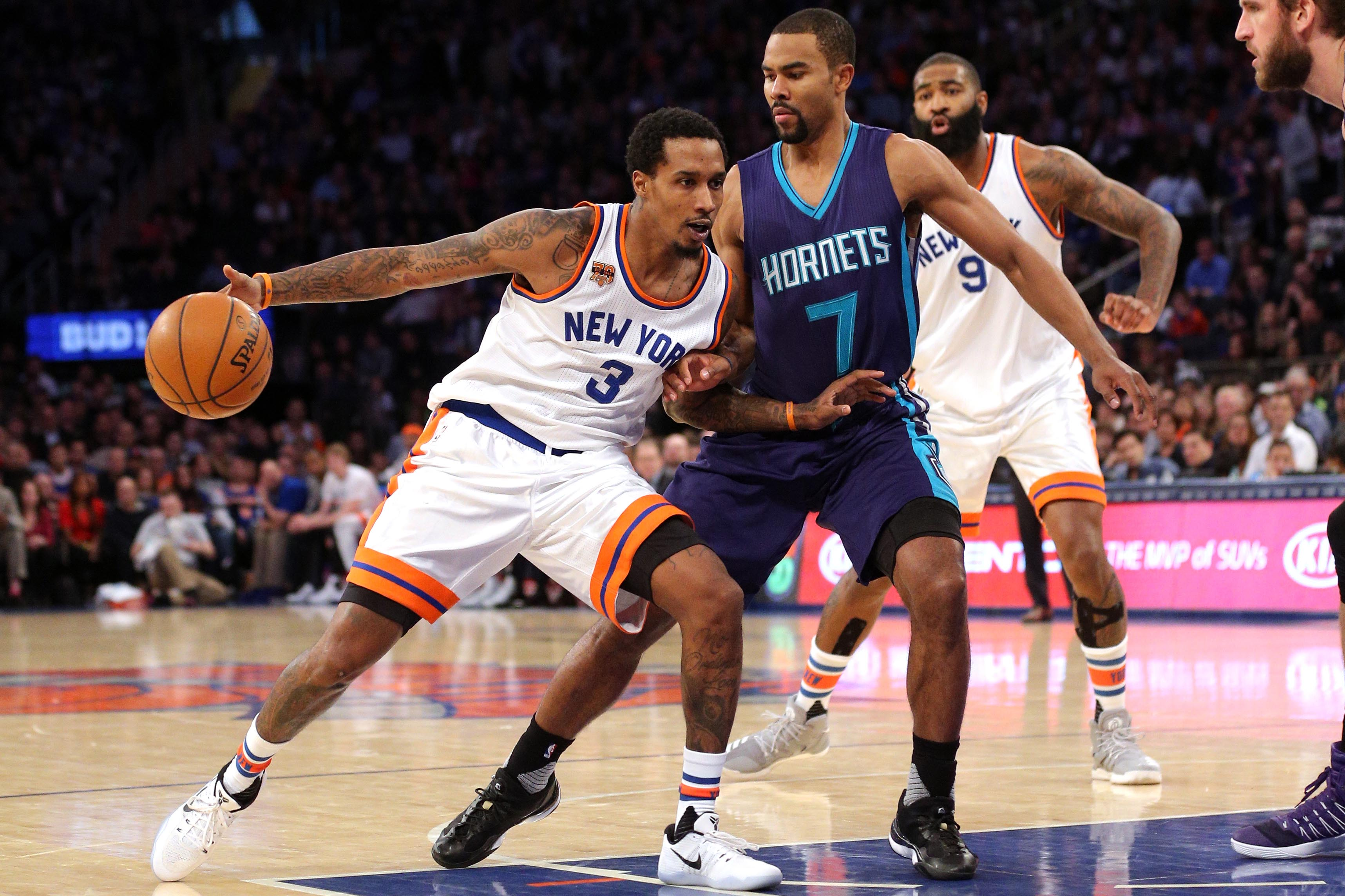 New York Knicks: New York Knicks: Who Stepped Up Against The Charlotte